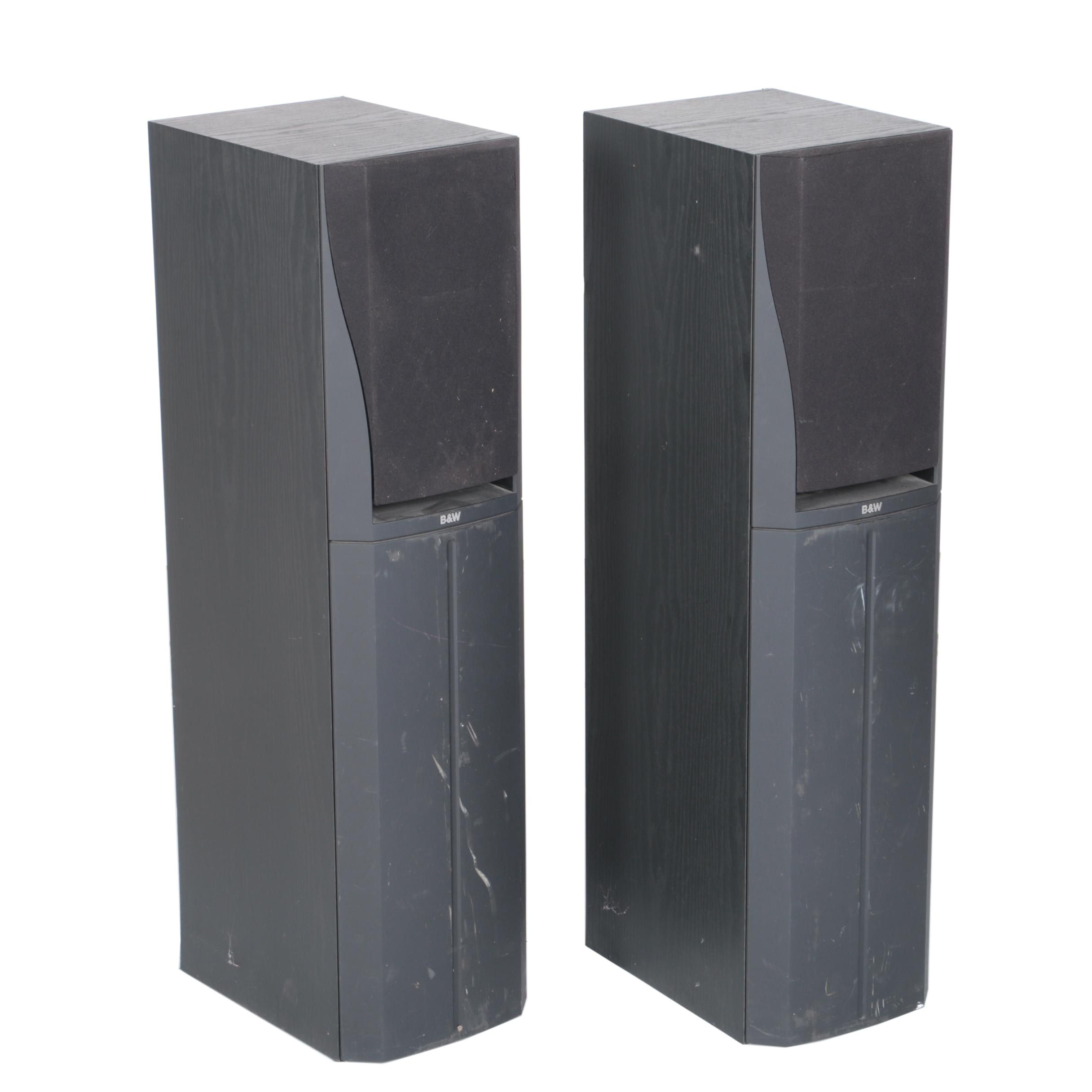 Bowers & Wilkins DM'305 Floorstanding Speakers