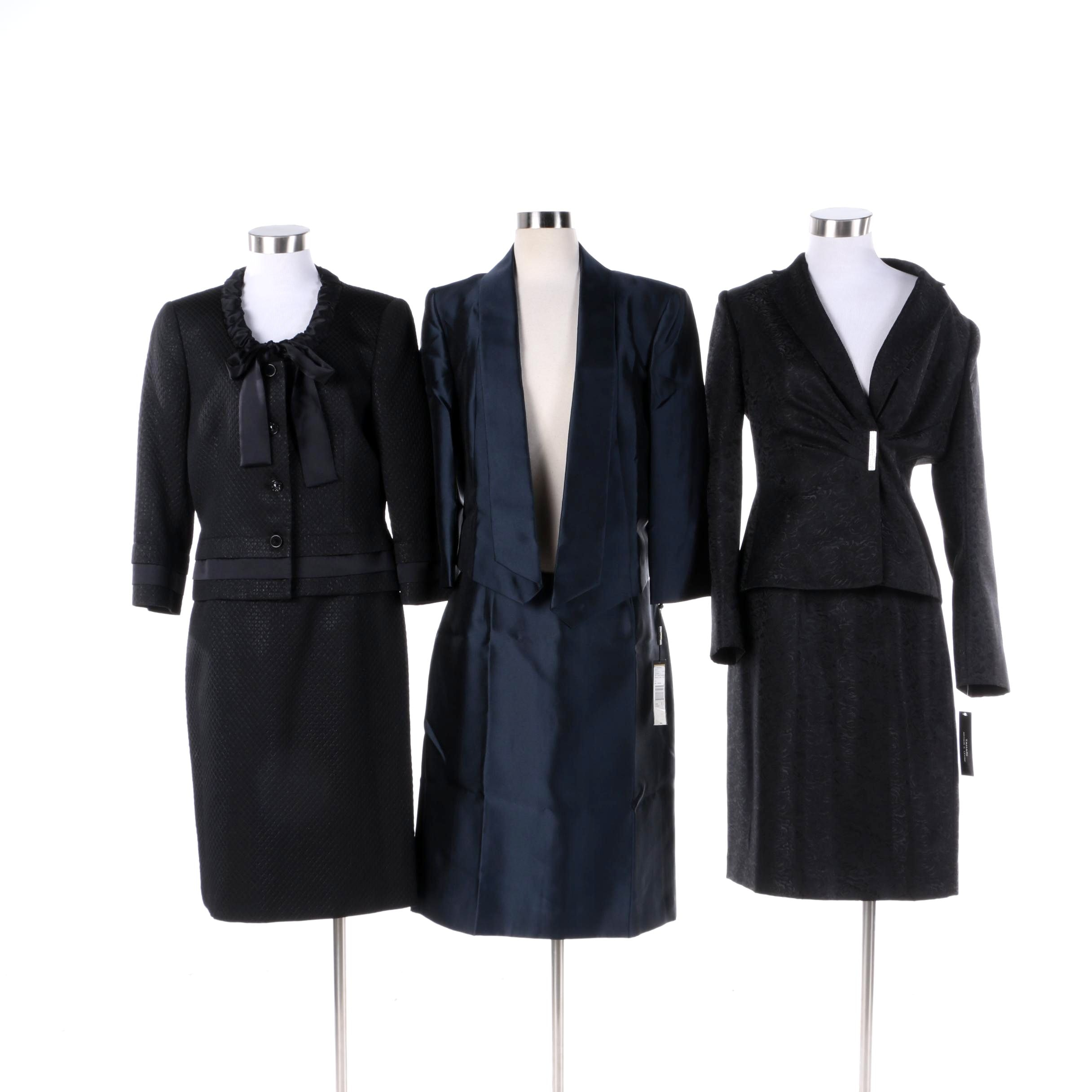 Women's Tahari Arthur S. Levine Skirt Suits