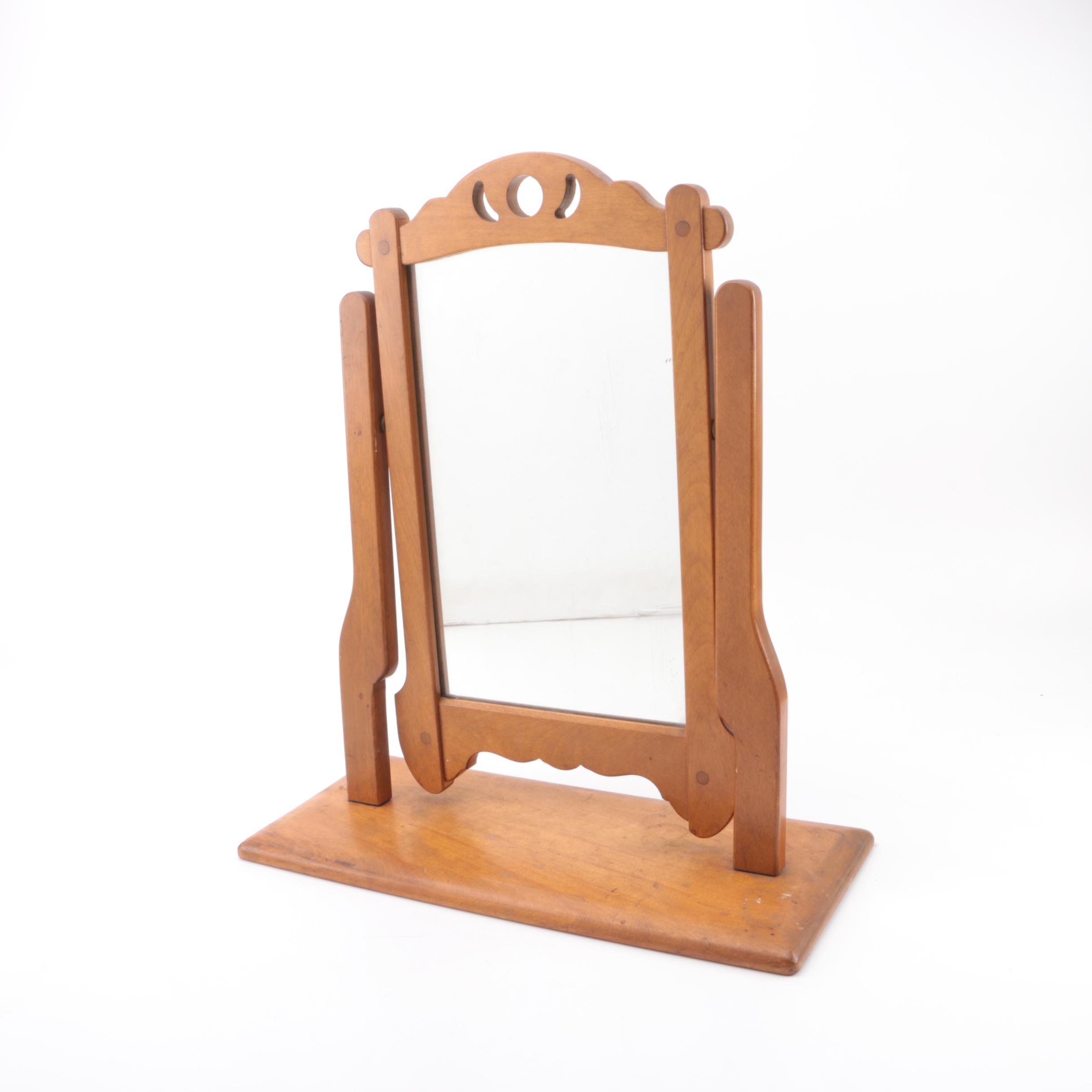 Vintage Cheval Vanity Mirror