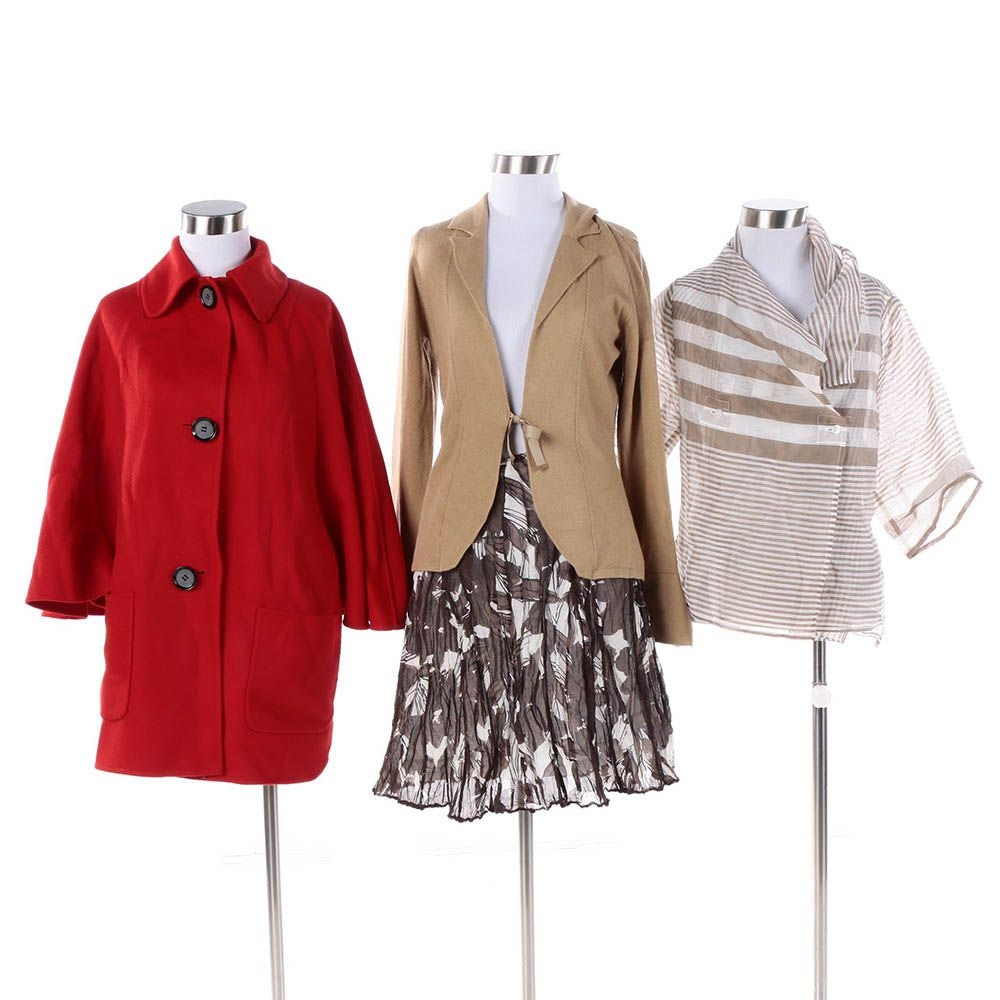 Women's Carlisle Outerwear and Separates