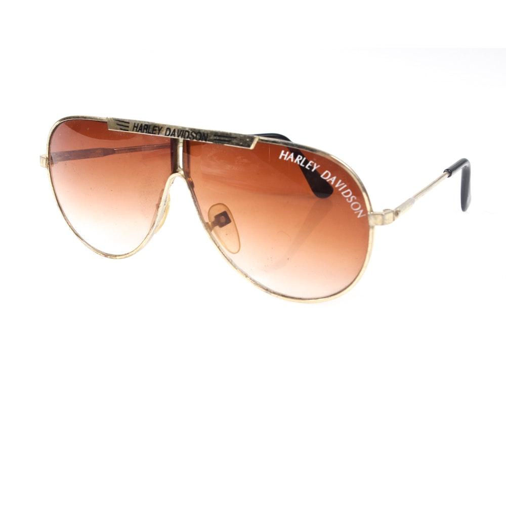 Vintage Harley Davidson Sunglasses