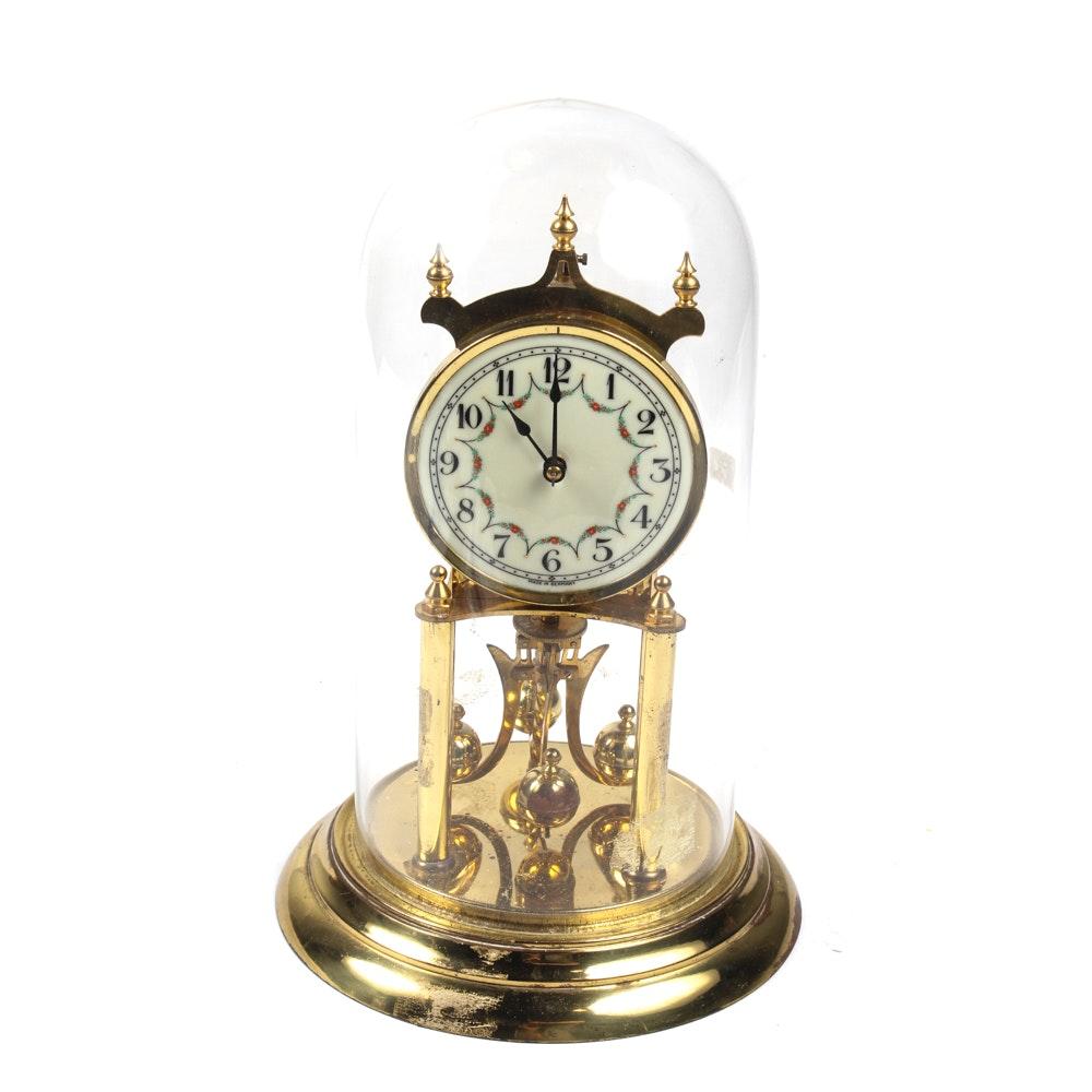 Vintage German Anniversary Clock