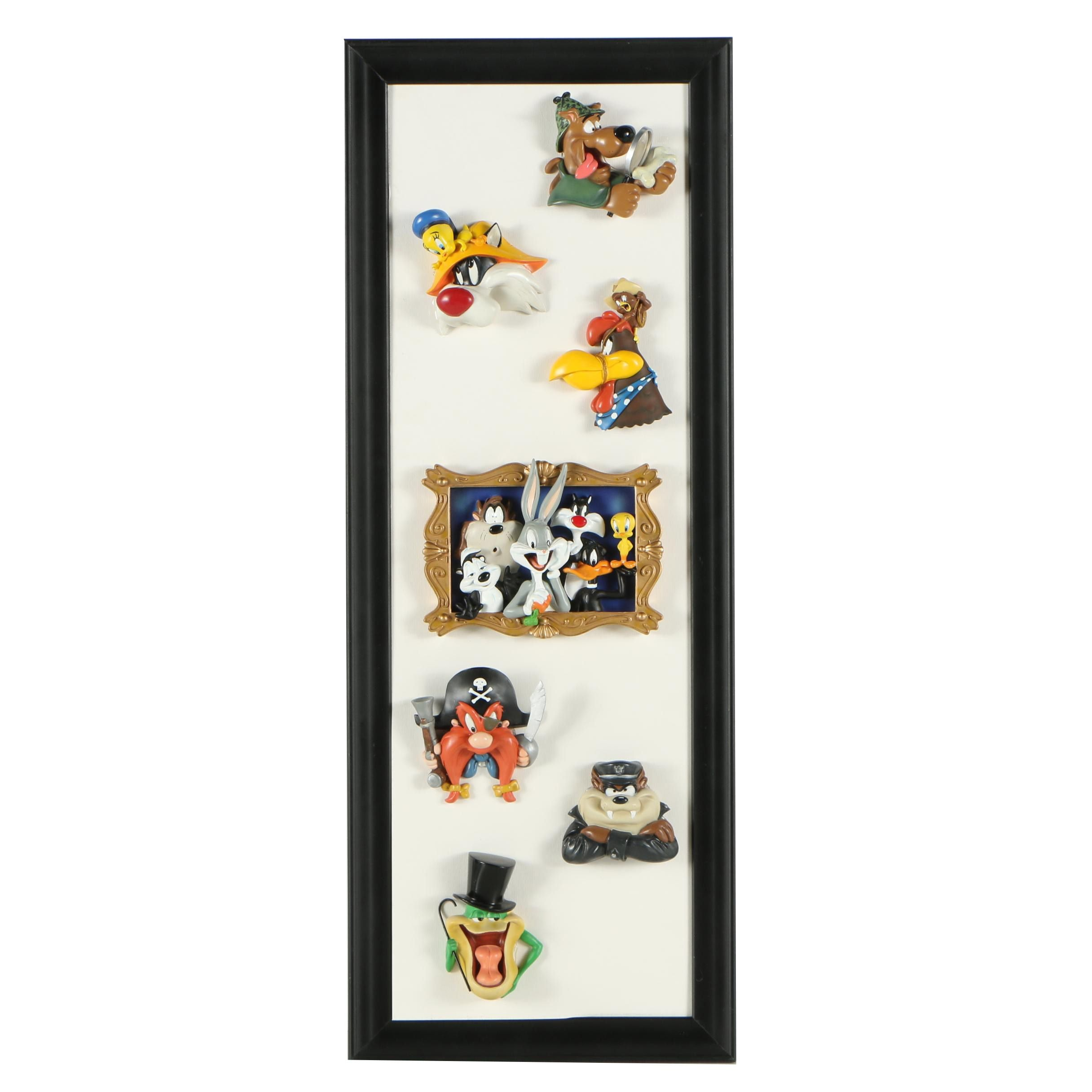 Warner Brothers Resin Looney Tunes Characters