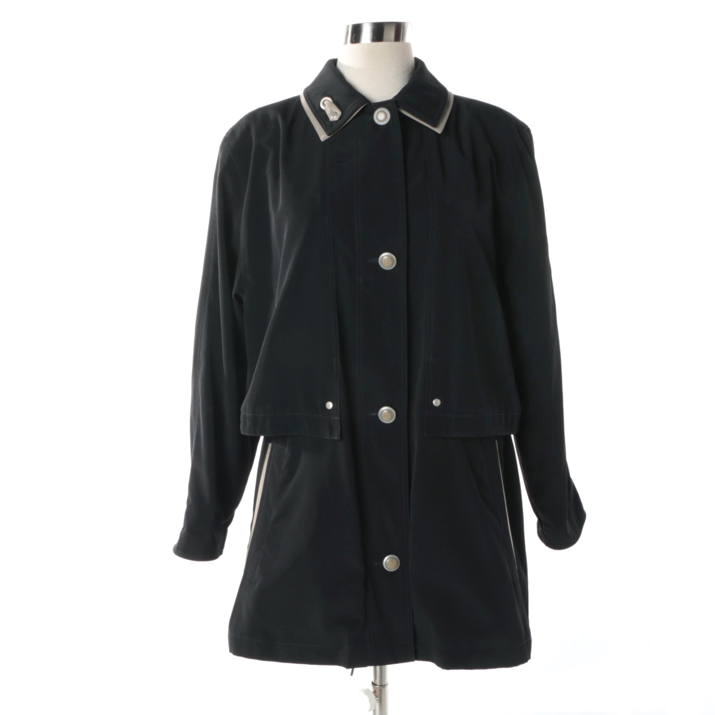 Women's CS Signatue Black Jacket