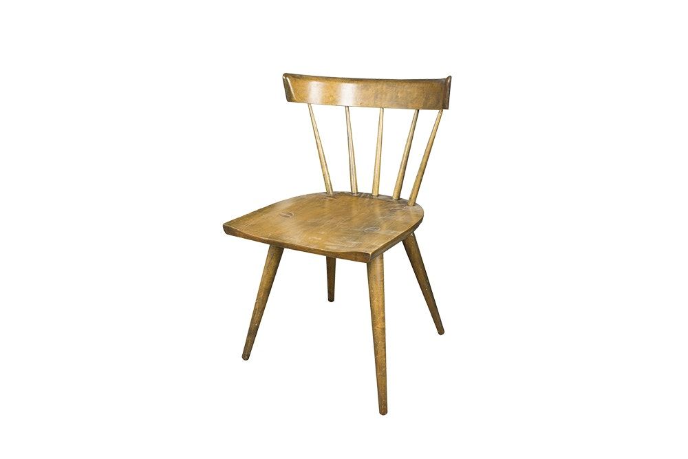 "Paul McCobb ""Planner Group"" Spindle Back Chair for Winchendon"