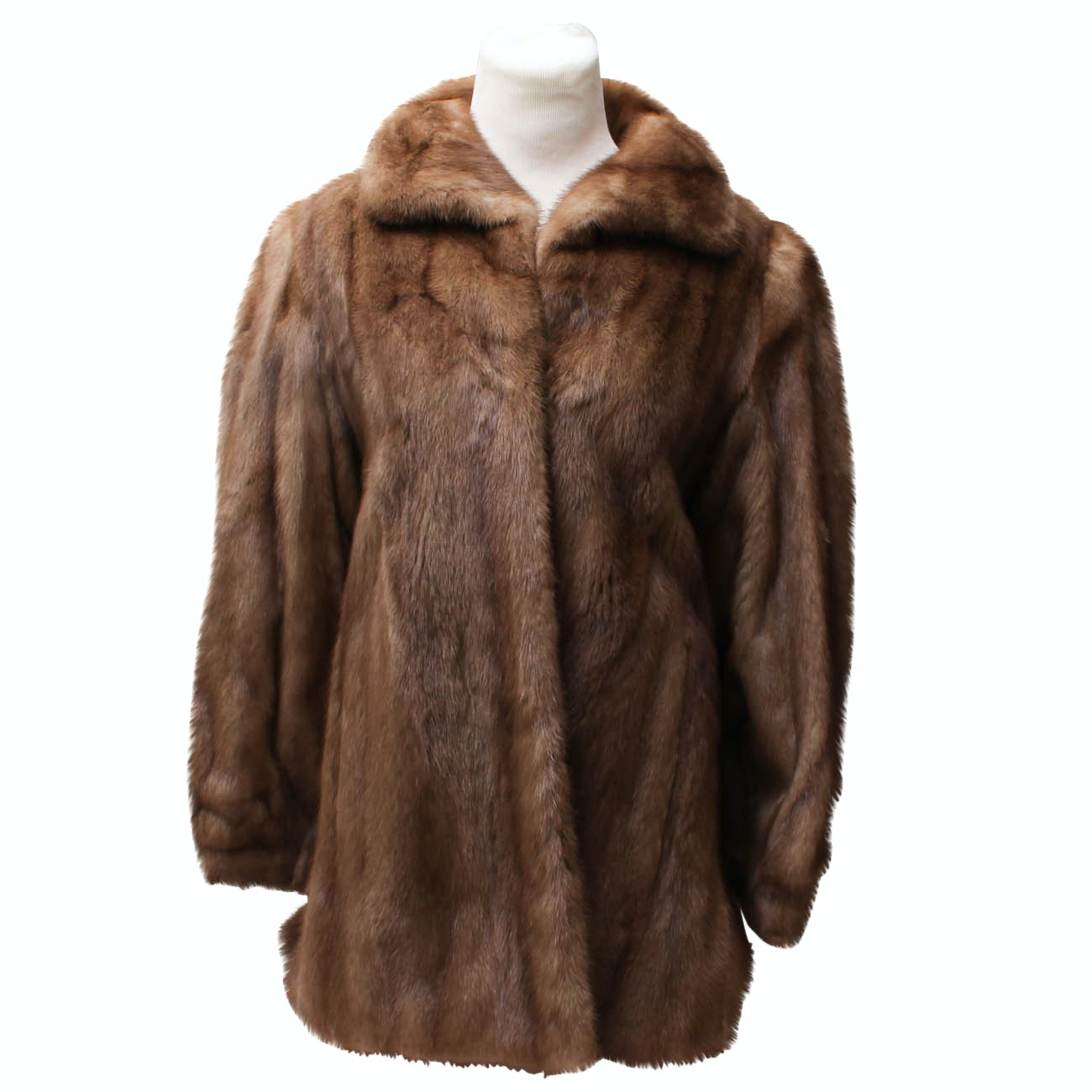 Hopper Furs Coat