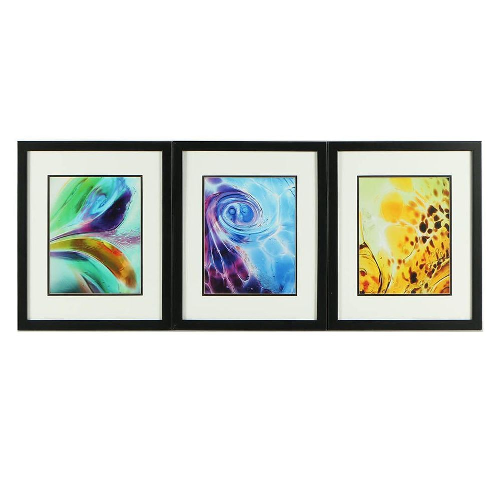 Assortment of Abstract Giclees