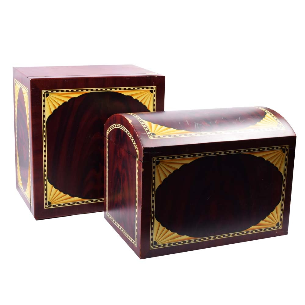 Decorative Tabletop Storage Boxes