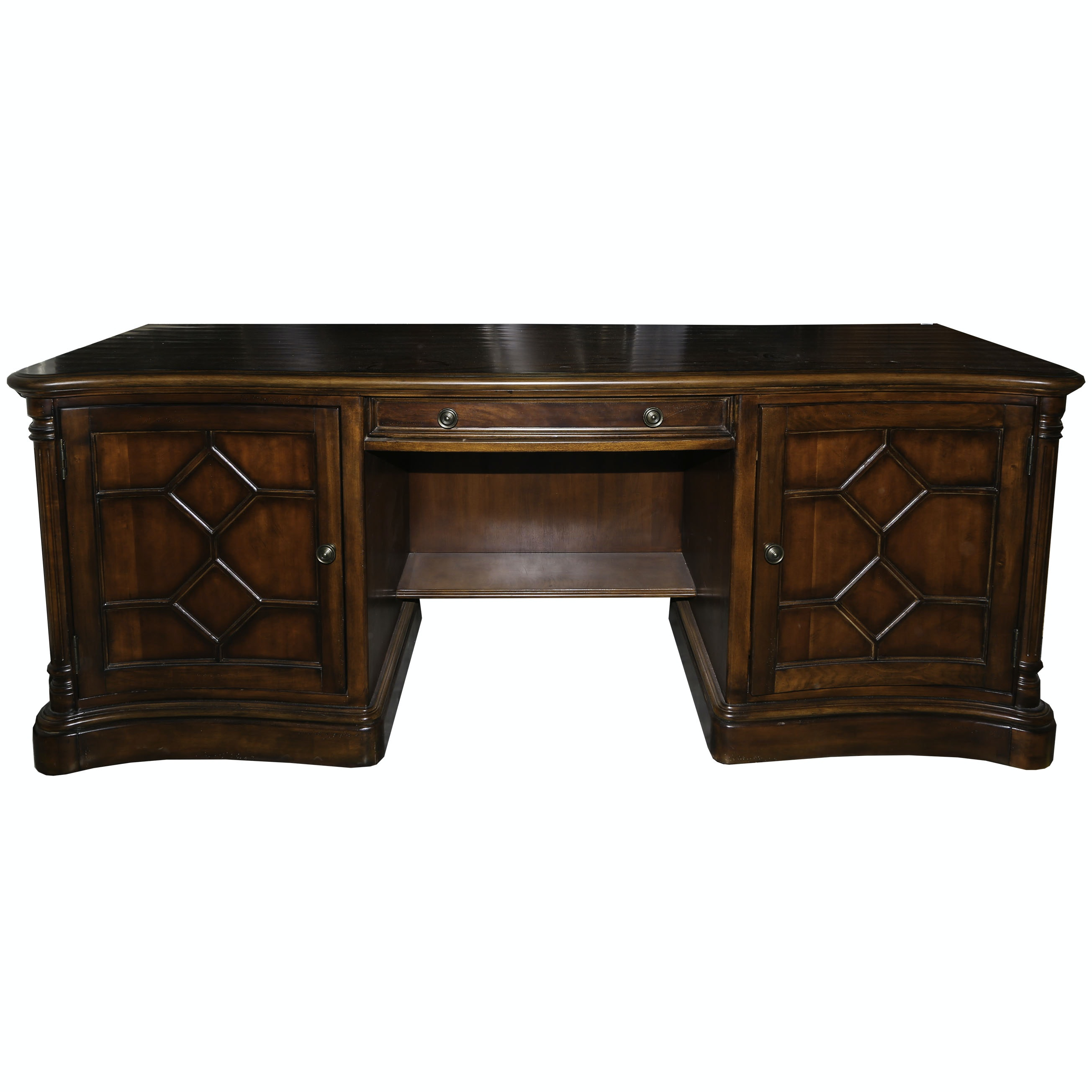 "Executive Desk by Hooker Furniture ""Seven Seas"" Collection"