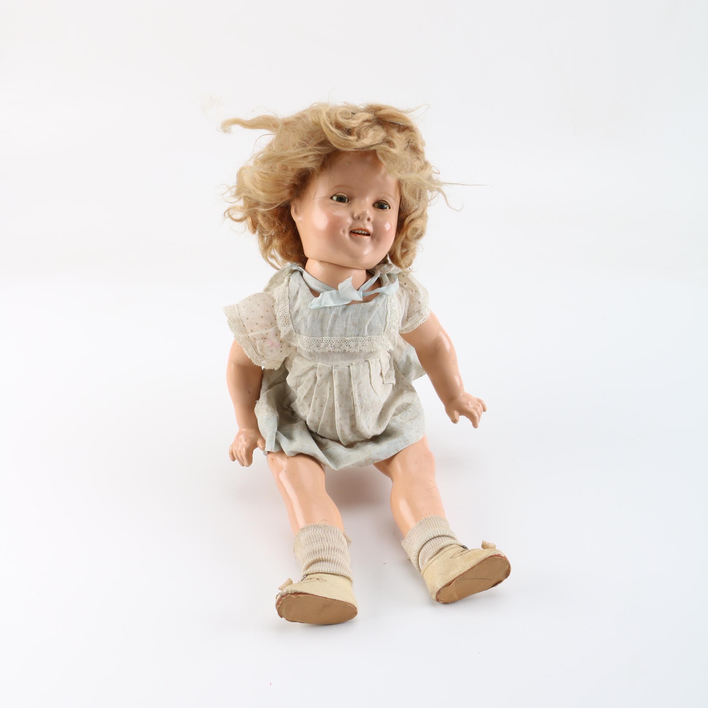 C. 1934 Ideal Shirley Temple Doll