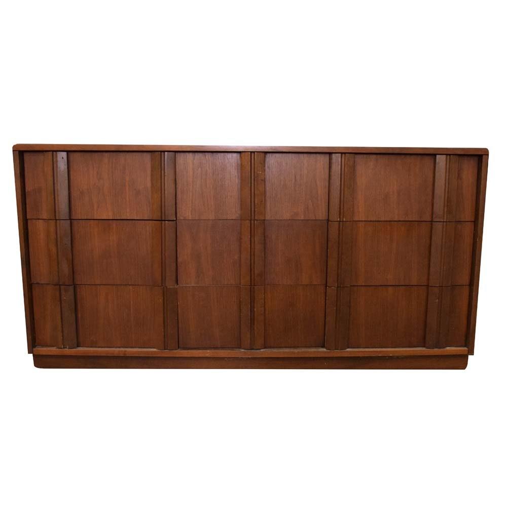Vintage Mid-Century Credenza by Bassett Furniture