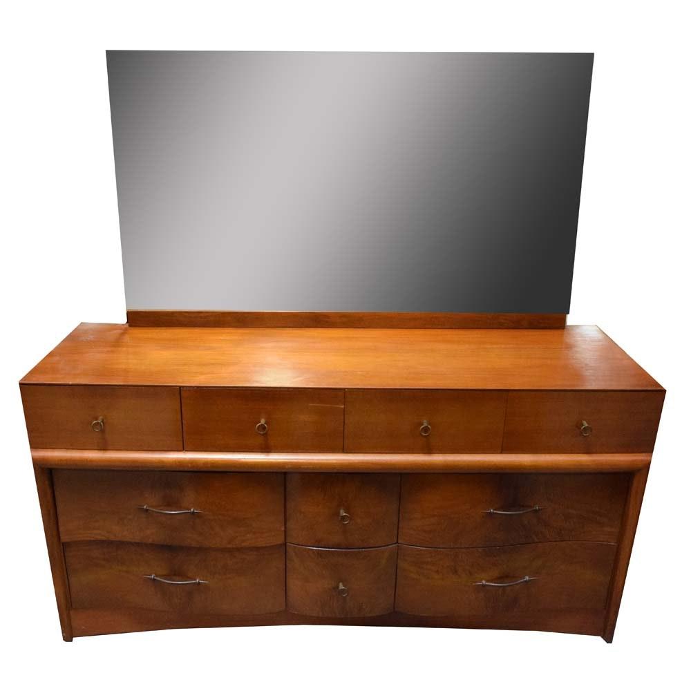 Vintage Mid-Century Modern Dresser by Basic-Witz Furniture