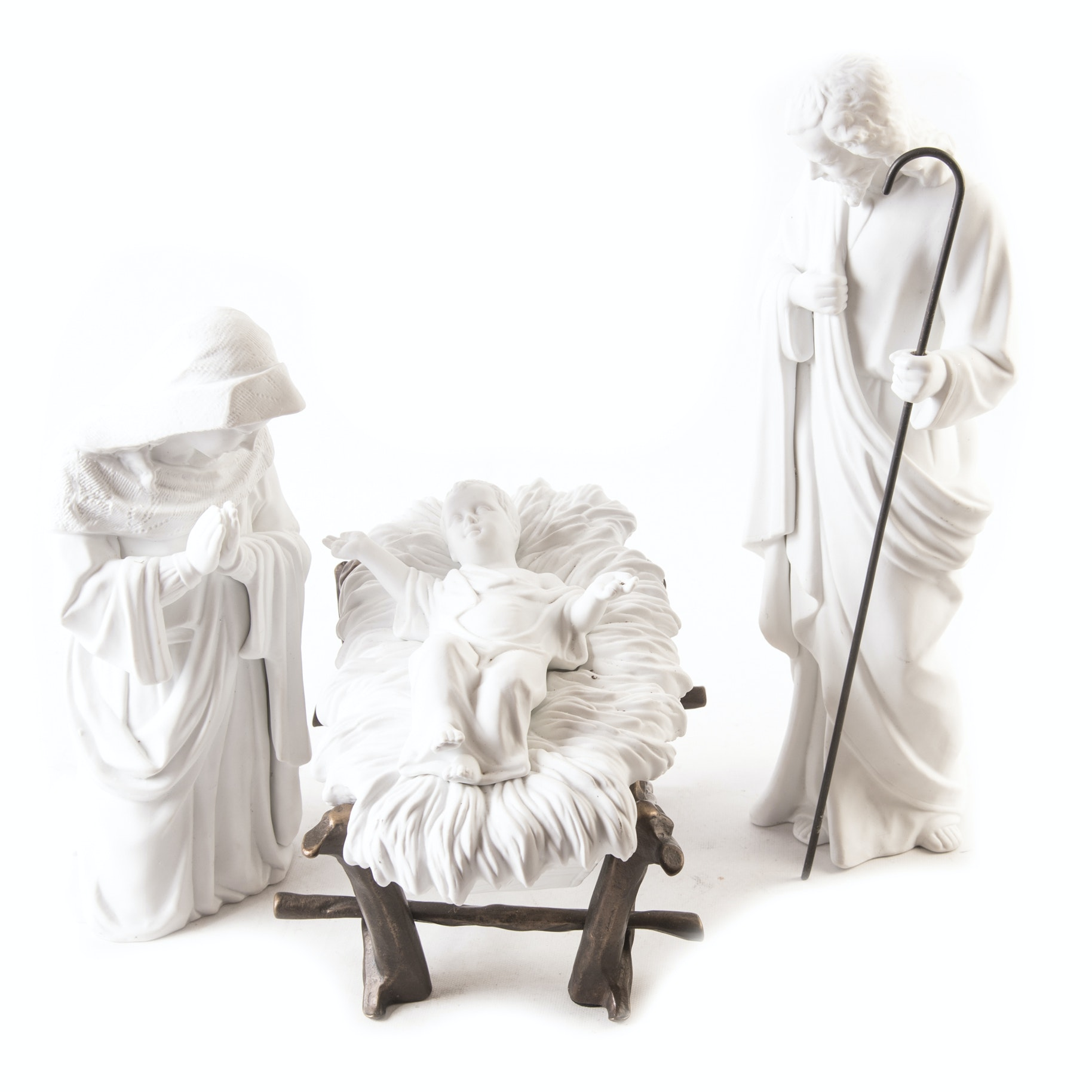 Nativity Scene Figurines By Department 56