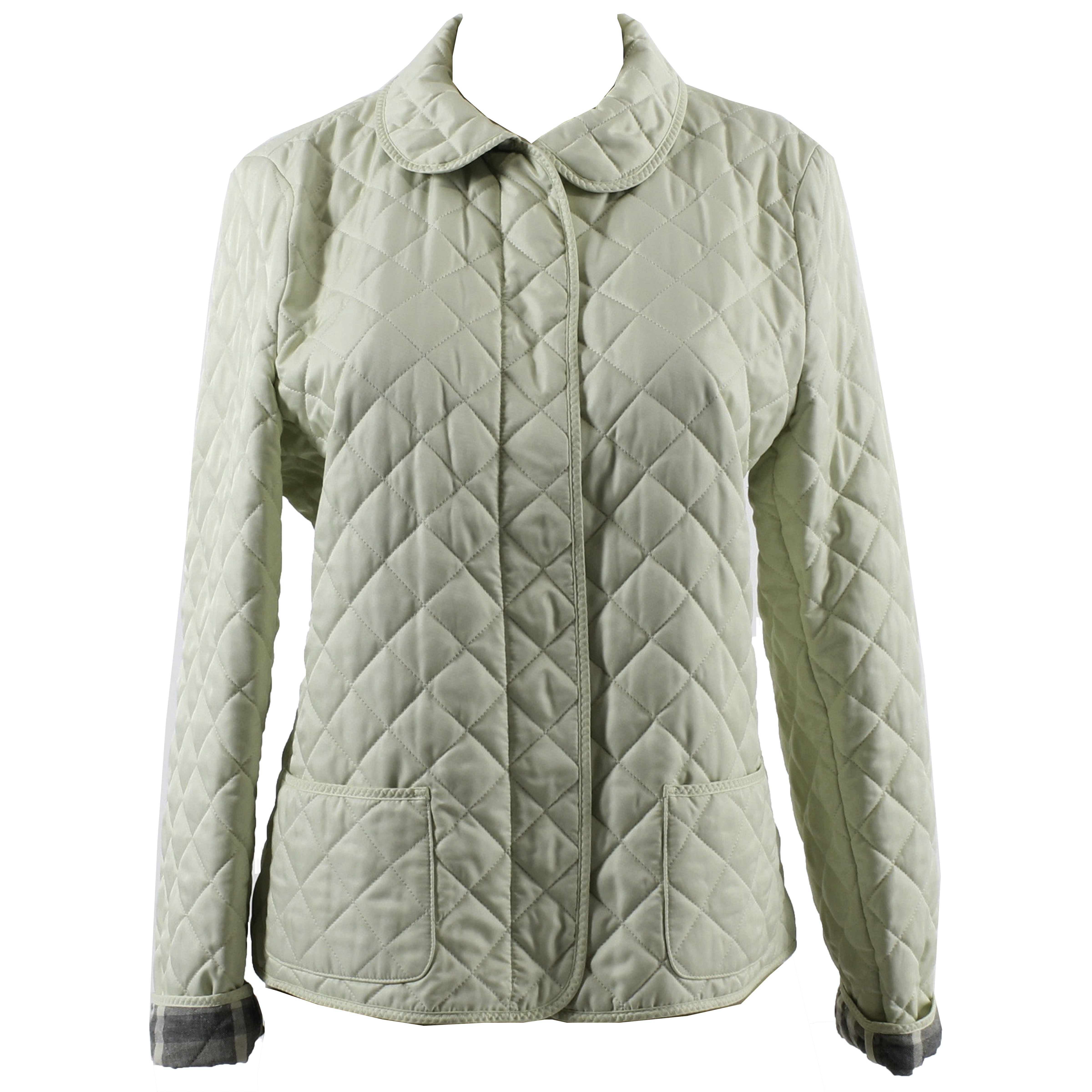 Women's Burberry Brit Quilted Jacket