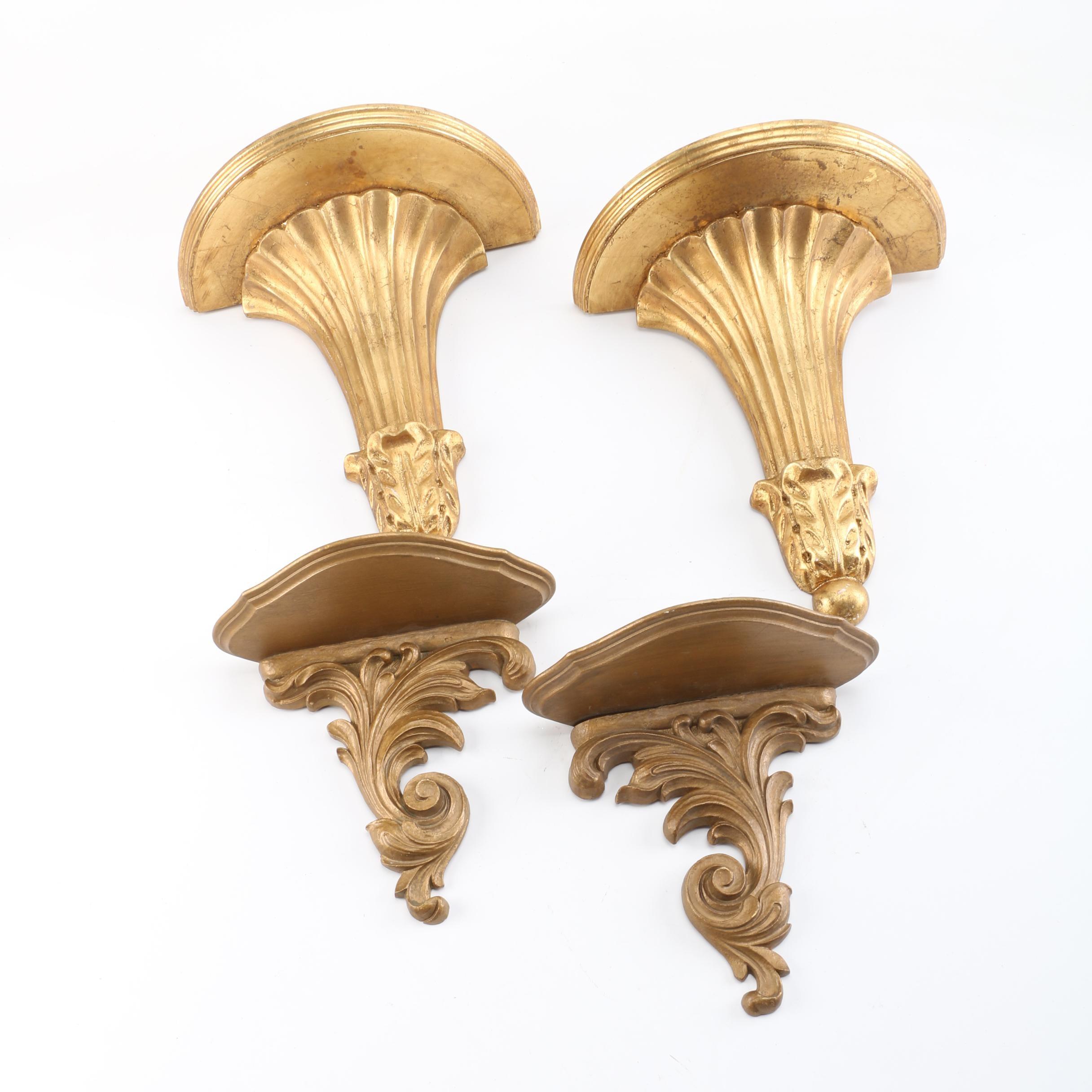 Decorative Wooden Wall Brackets