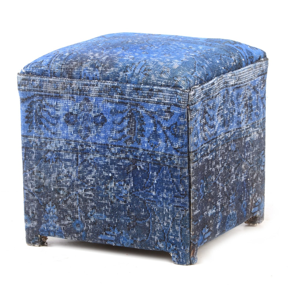 Blue Ocean Traders Footstool