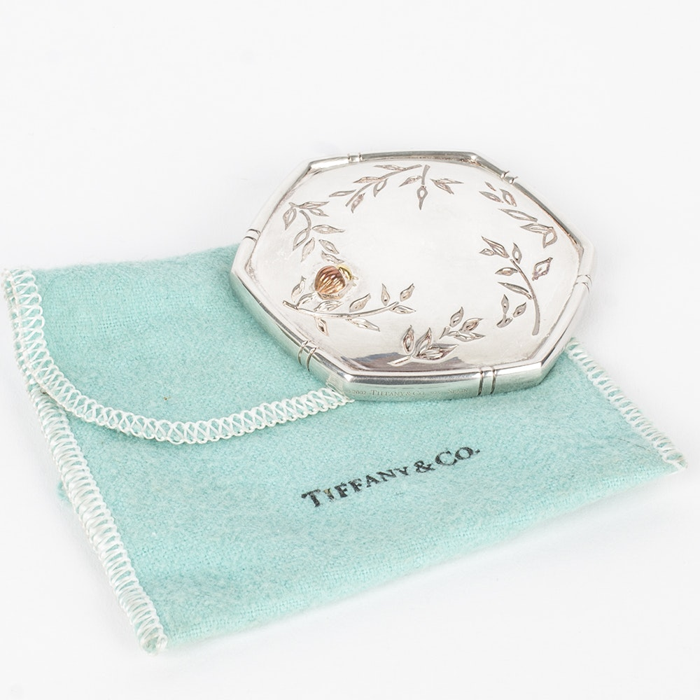Tiffany & Co. Sterling Silver Hand Mirror