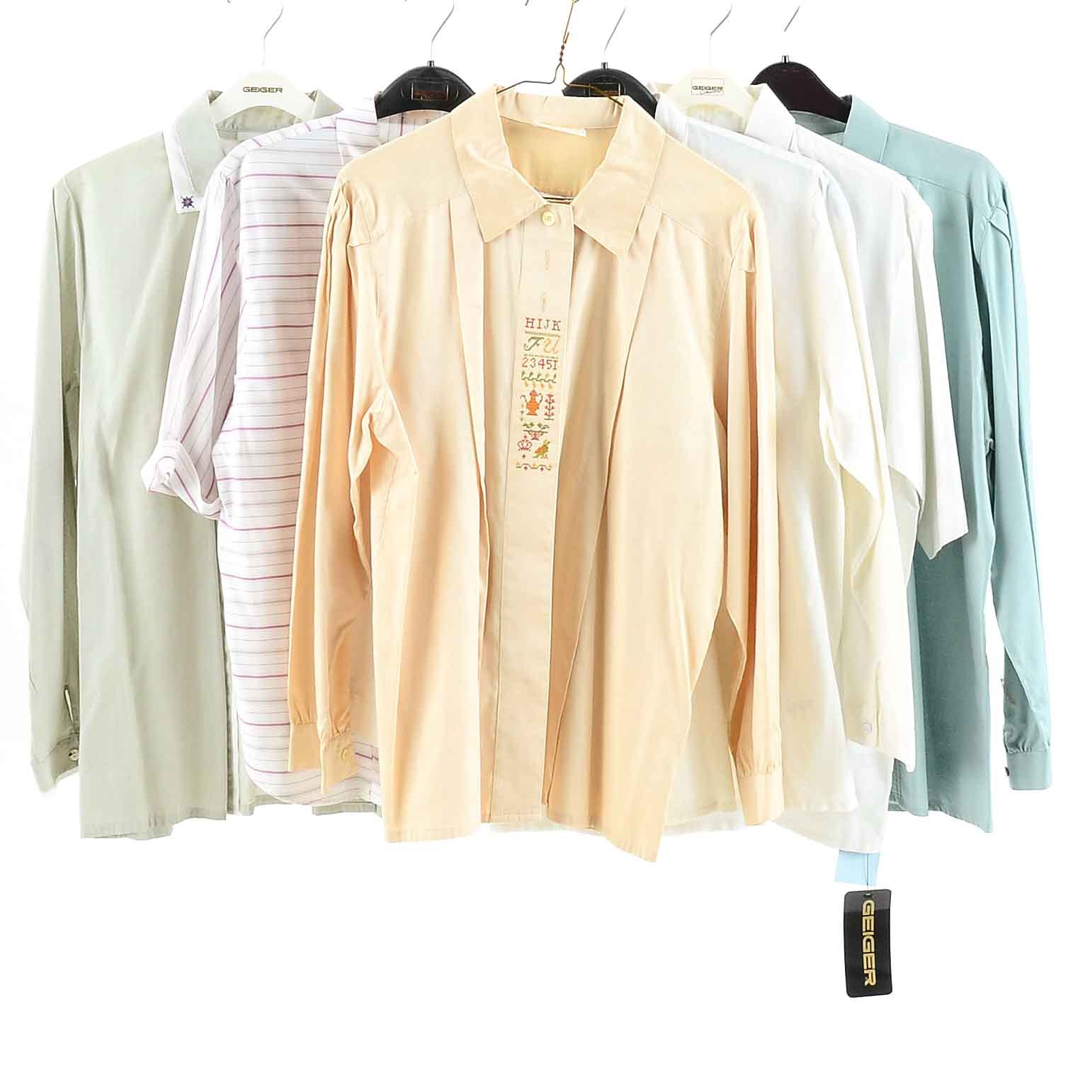 Collection of Women's Geiger Button Downs
