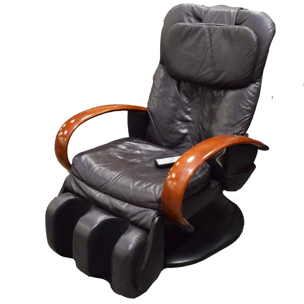 Robotic Human Touch Massage Chair