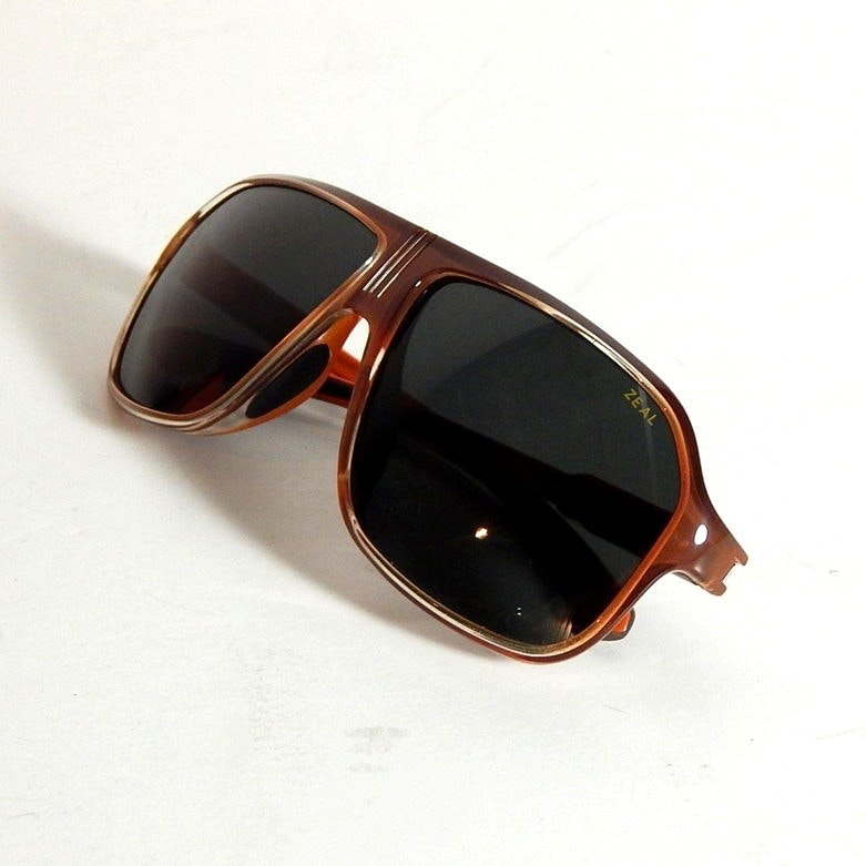 Zeal Sawyer Retro Style Polarized Sunglasses