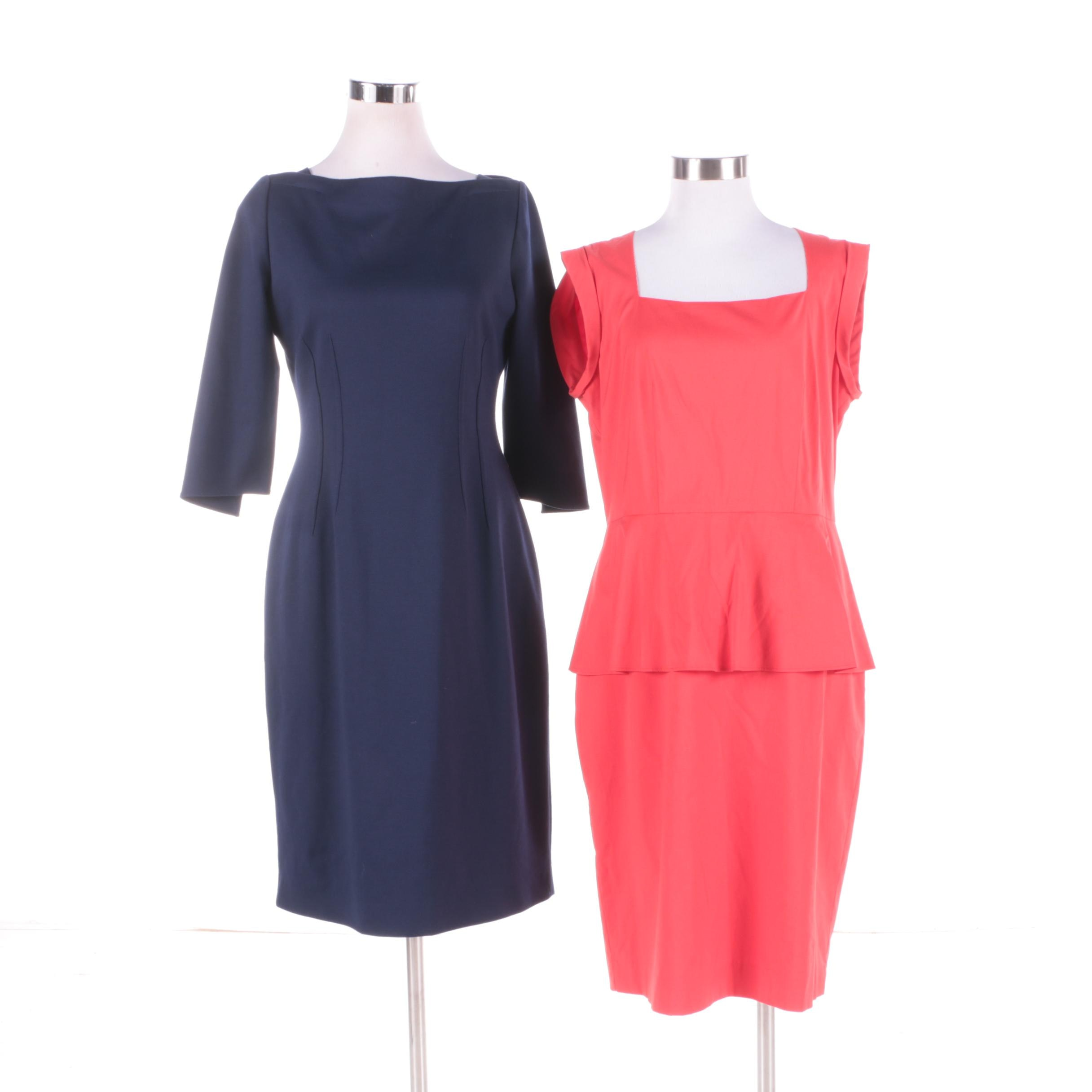 Women's Lafayette148 New York and Elie Tahari Dresses