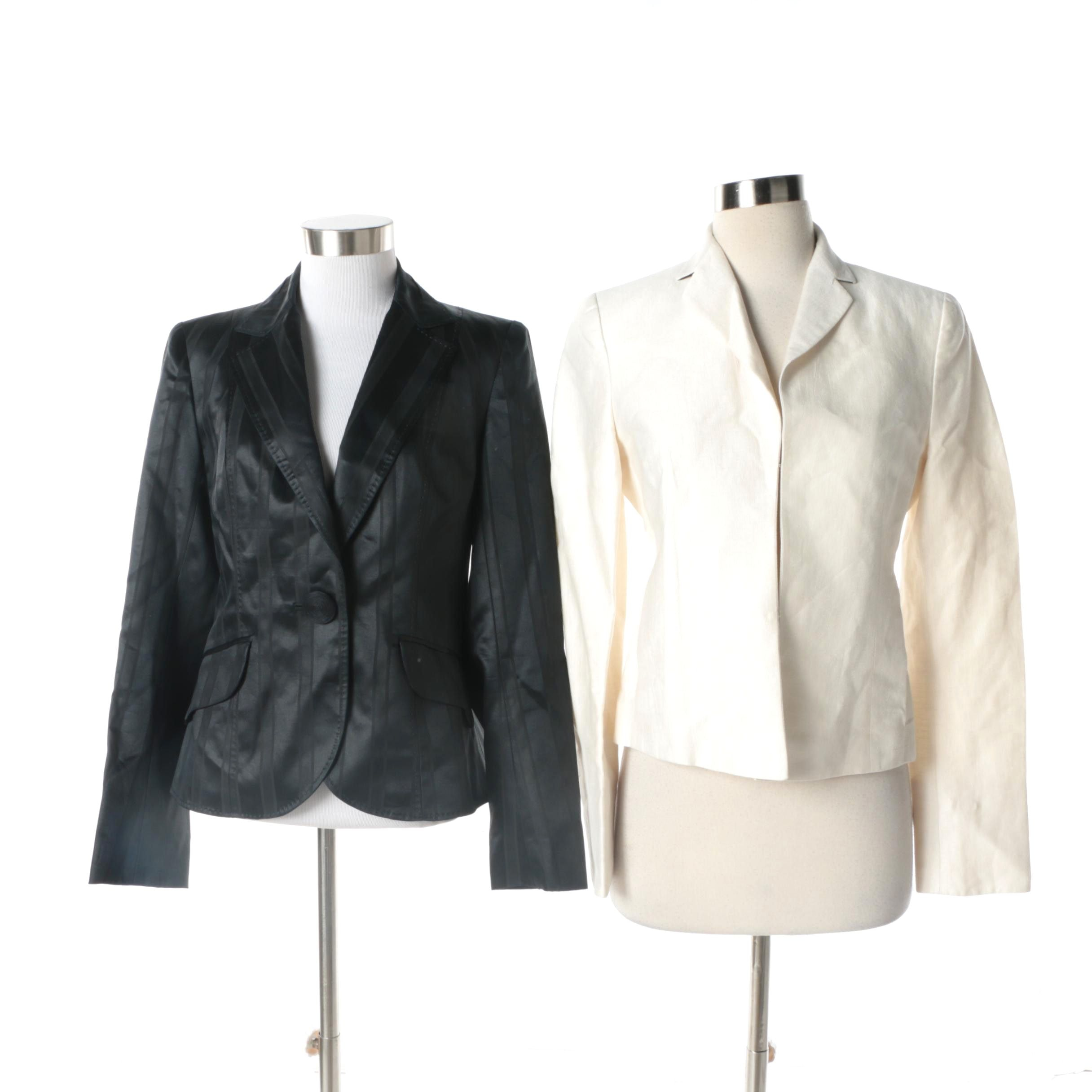 Women's Akris and Magaschoni Jackets