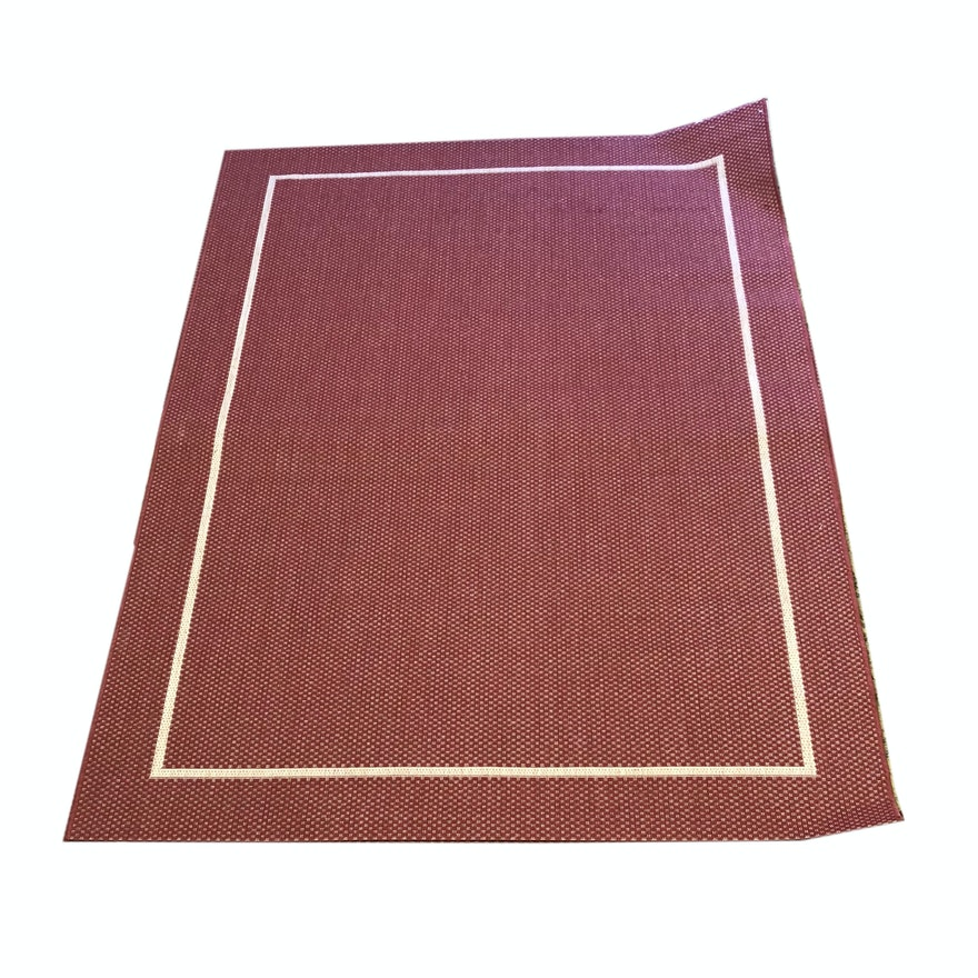 Machine Made Belgium Tapis Area Rug By Pier 1 Imports