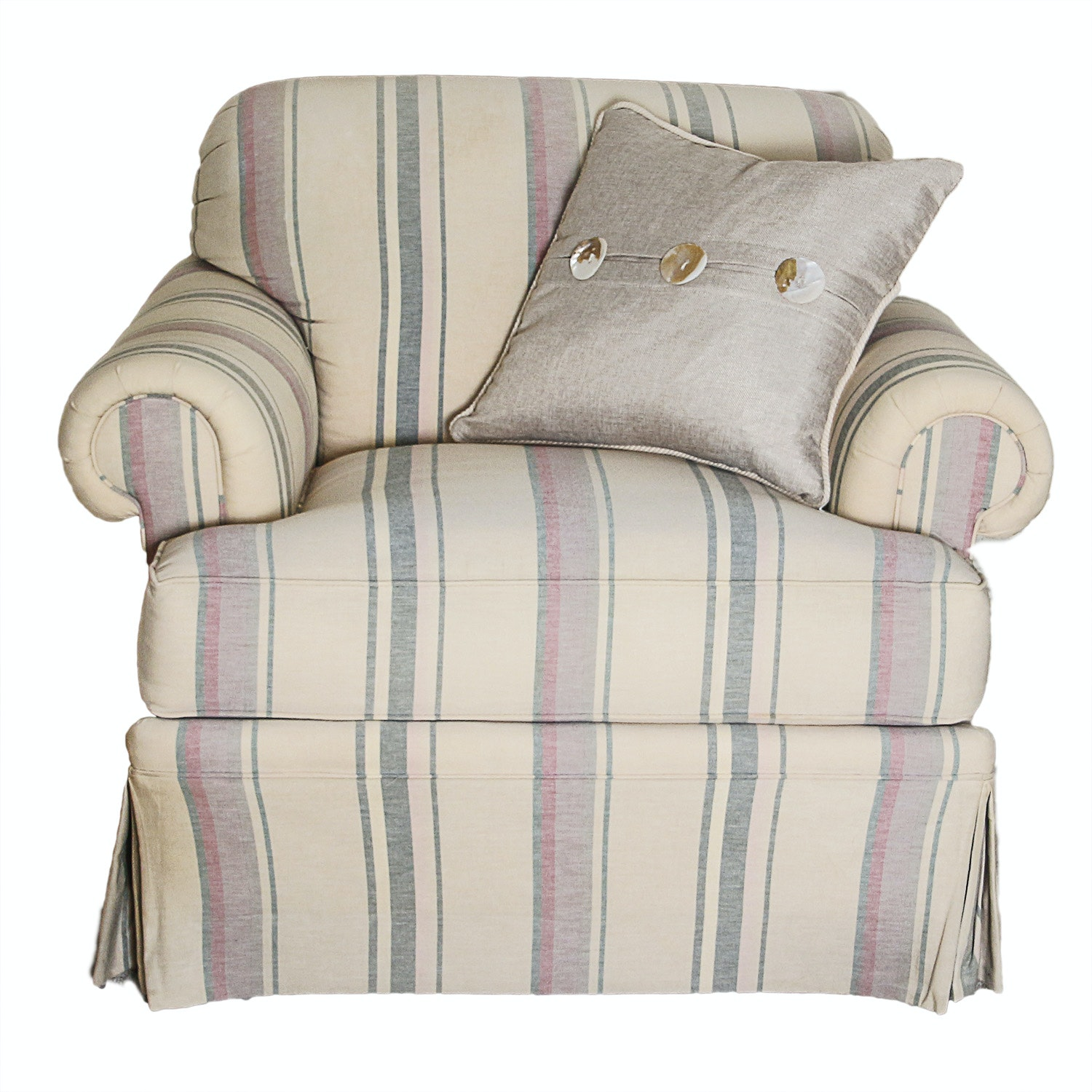 Upholstered Armchair by Weir's Naturals