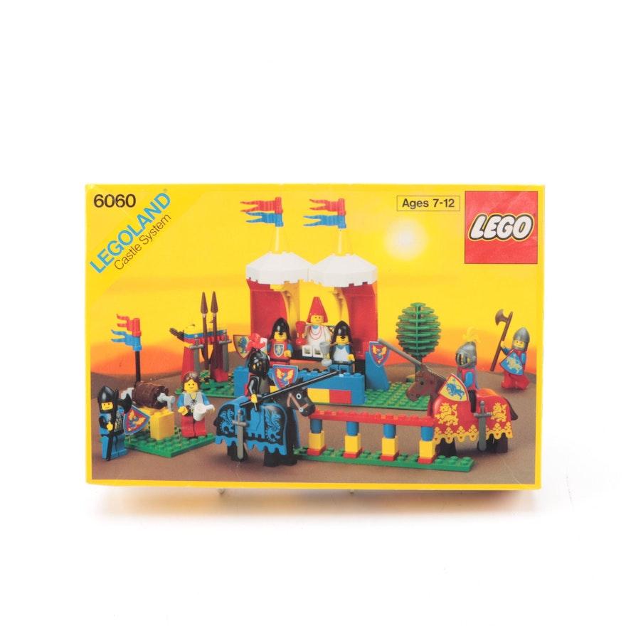 Circa 1980 Lego 6060 Legoland Castle System Set Ebth