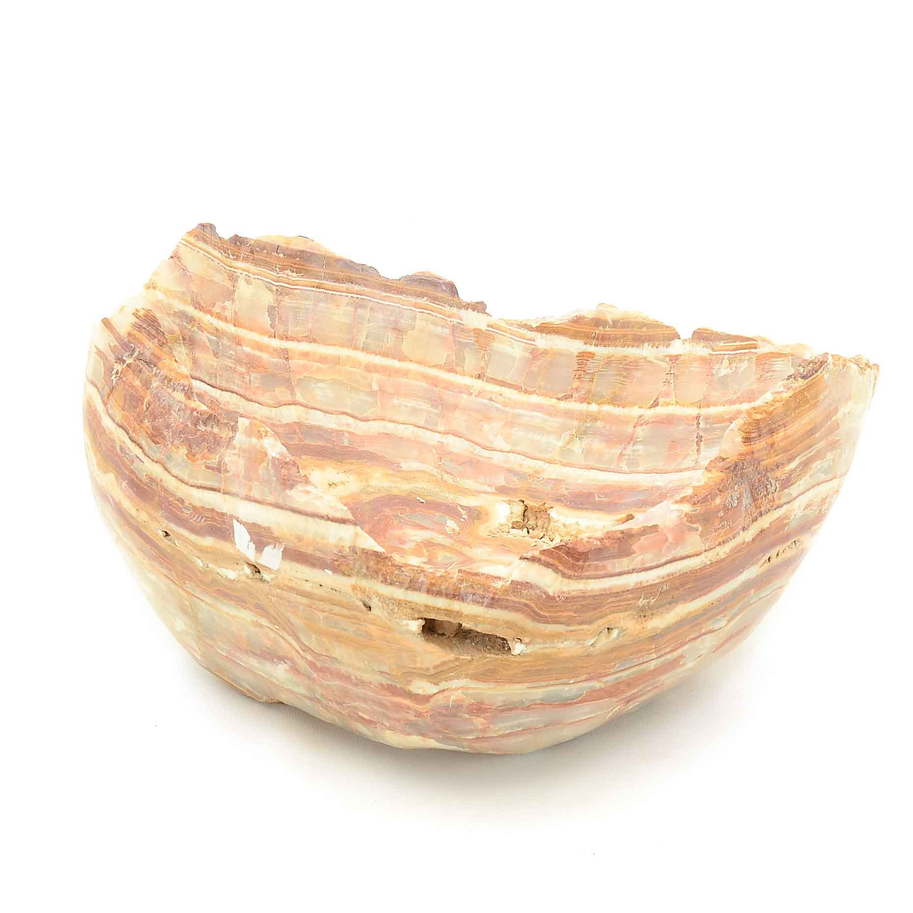 Free Form Onyx Bowl