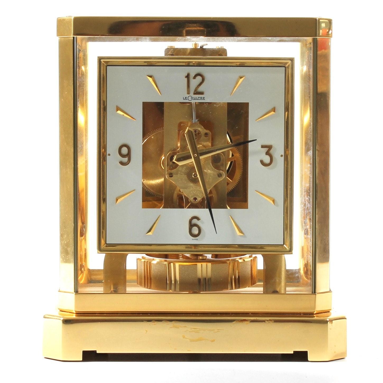 Le Coultre & Cie Atmos Mantel Clock