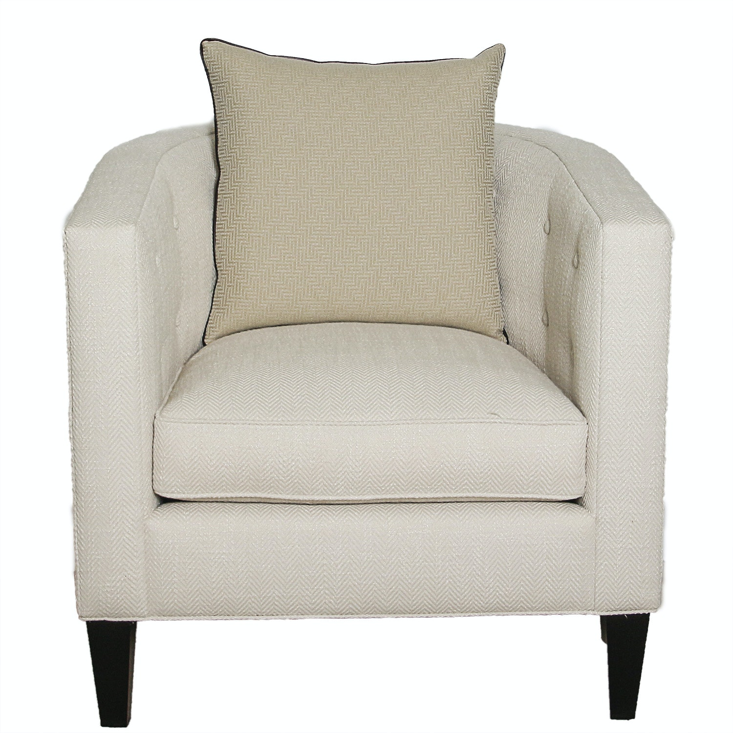 Charmant Modern Tub Chair By Southern Furniture Company ...