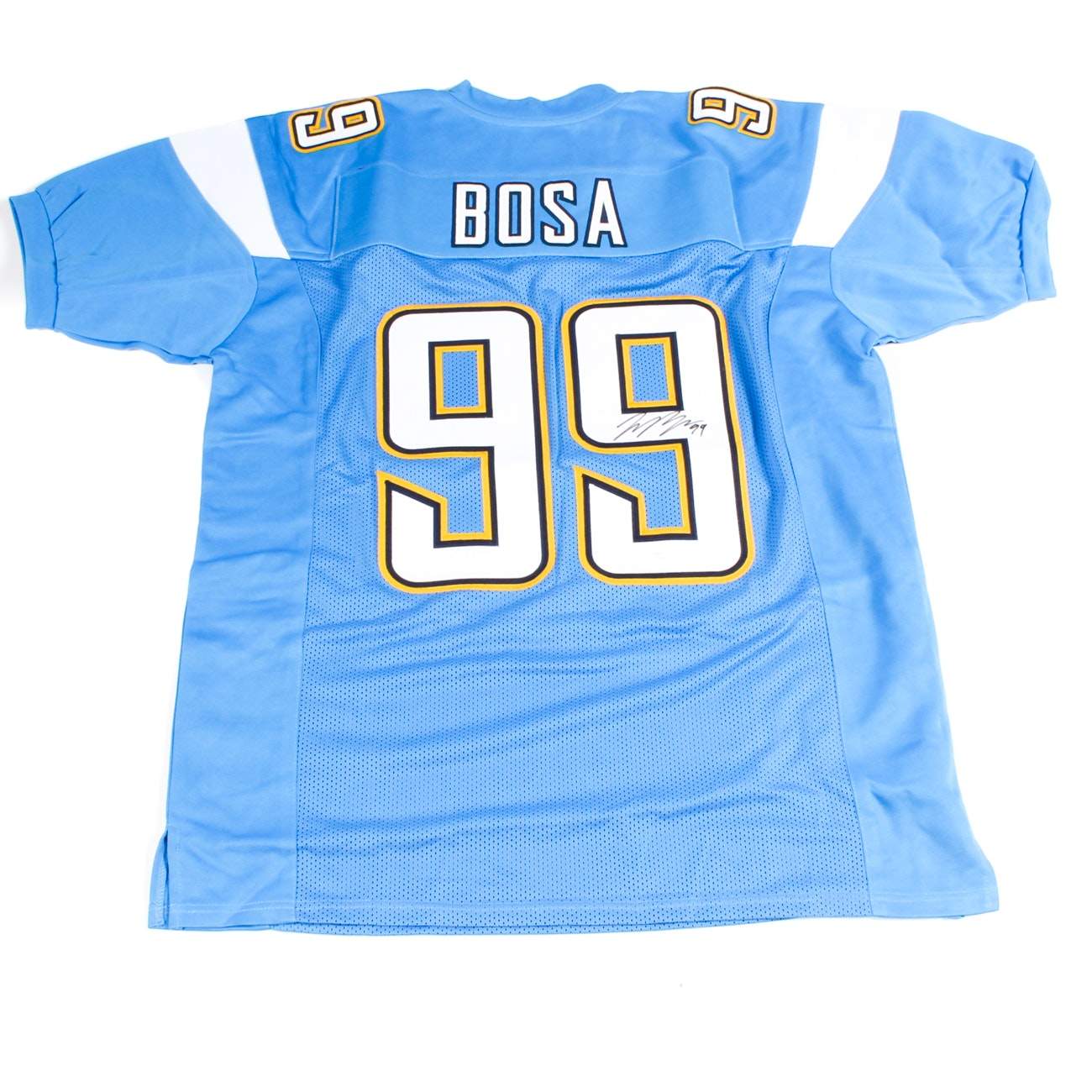 Joey Bosa Signed Chargers Jersey  COA