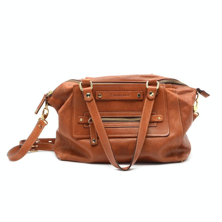 Cavalcanti Leather Handbag