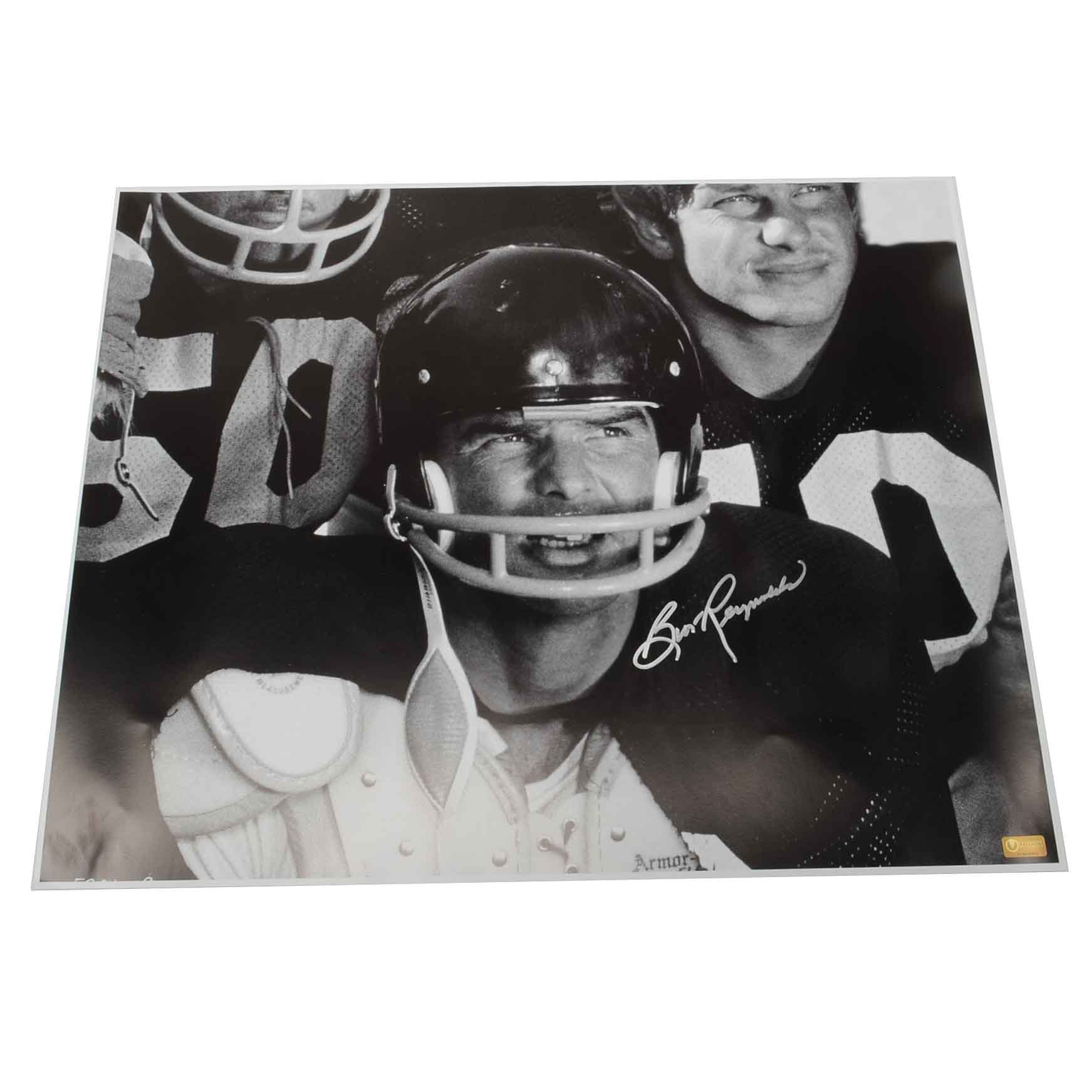 "Burt Reynolds Signed ""Longest Yard"" Photo  COA"