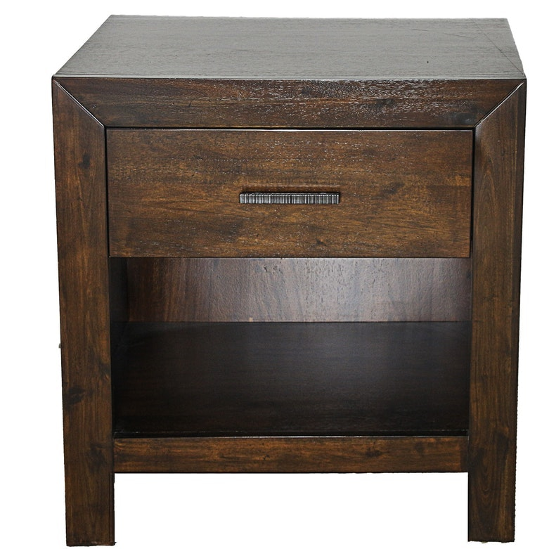 Contemporary Nightstand by Bassett Furniture
