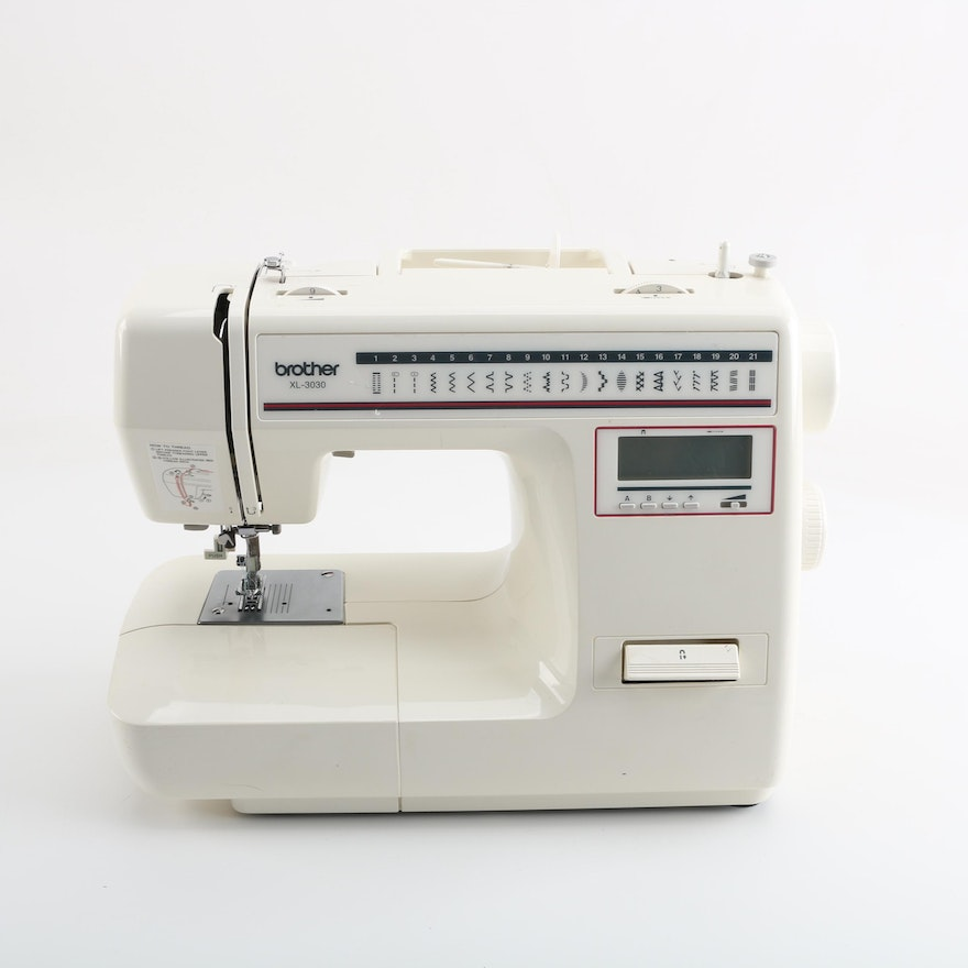 Brother XL40 Sewing Machine EBTH Beauteous Brother Xl 3030 Sewing Machine