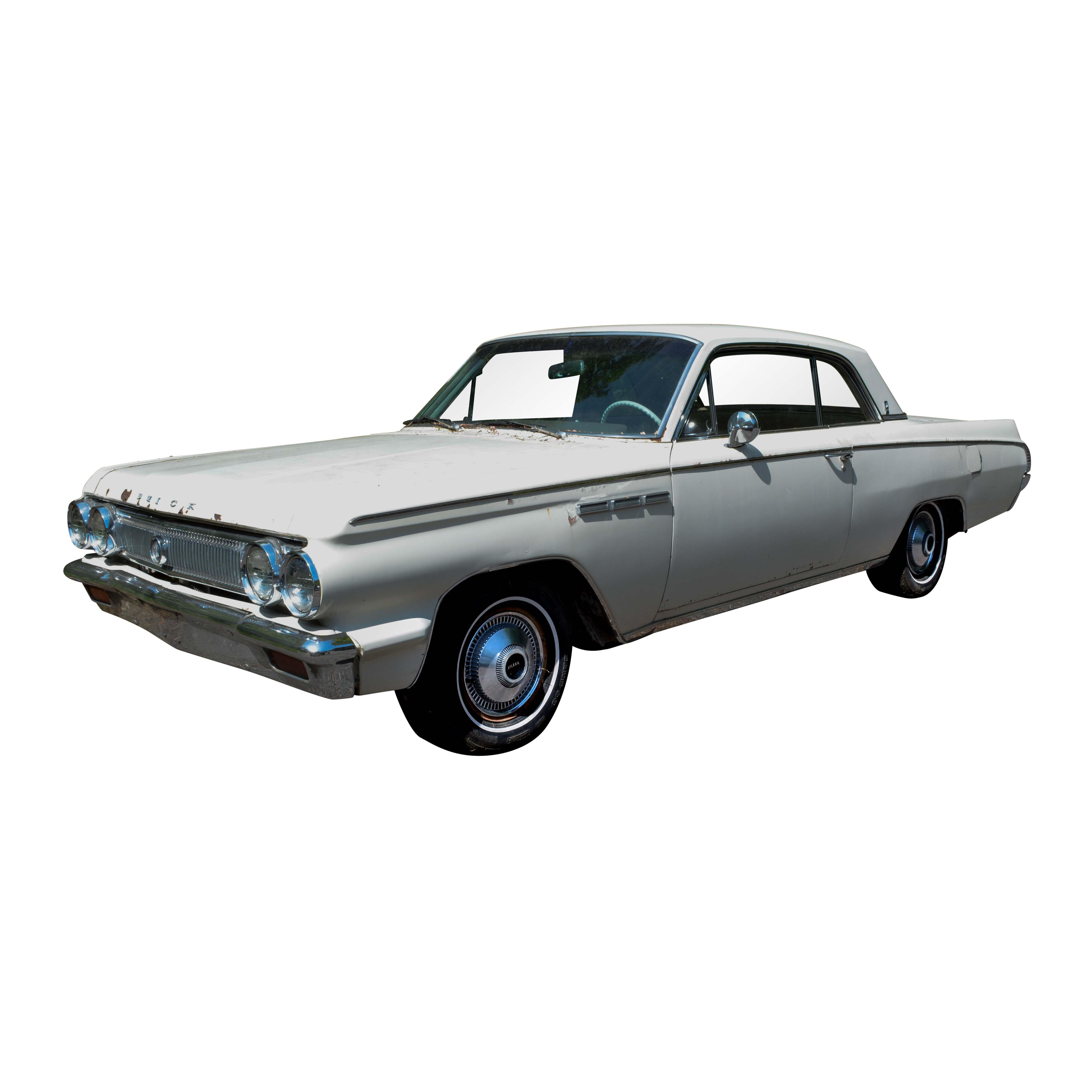1963 Buick Skylark Hardtop Coupe