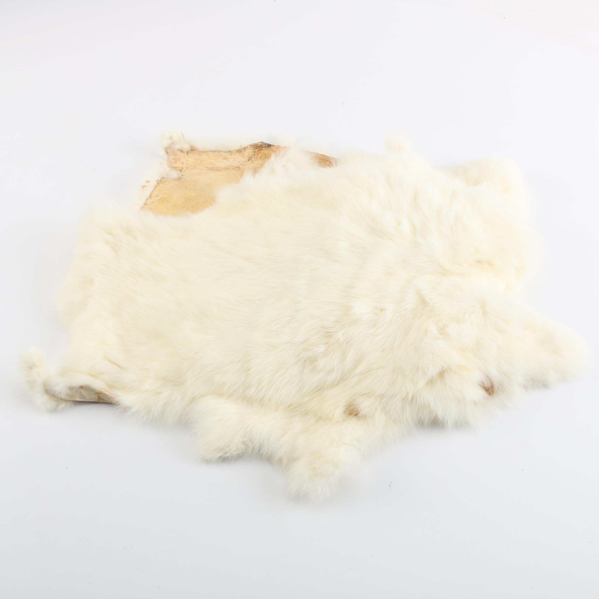 Rabbit Fur Pieces