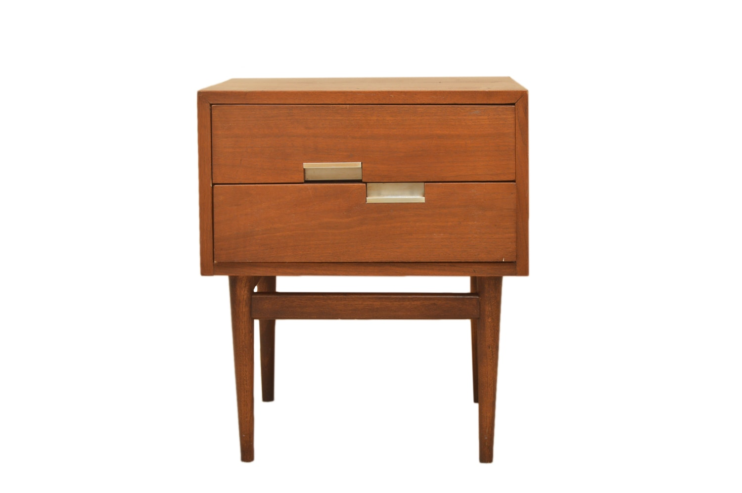 Mid Century Modern Nightstand by American of Martinsville