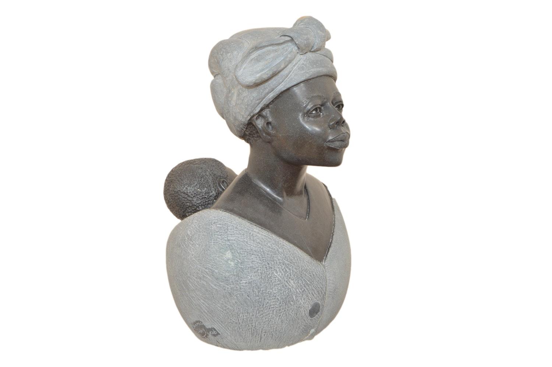Shama Witty Stone Sculpture