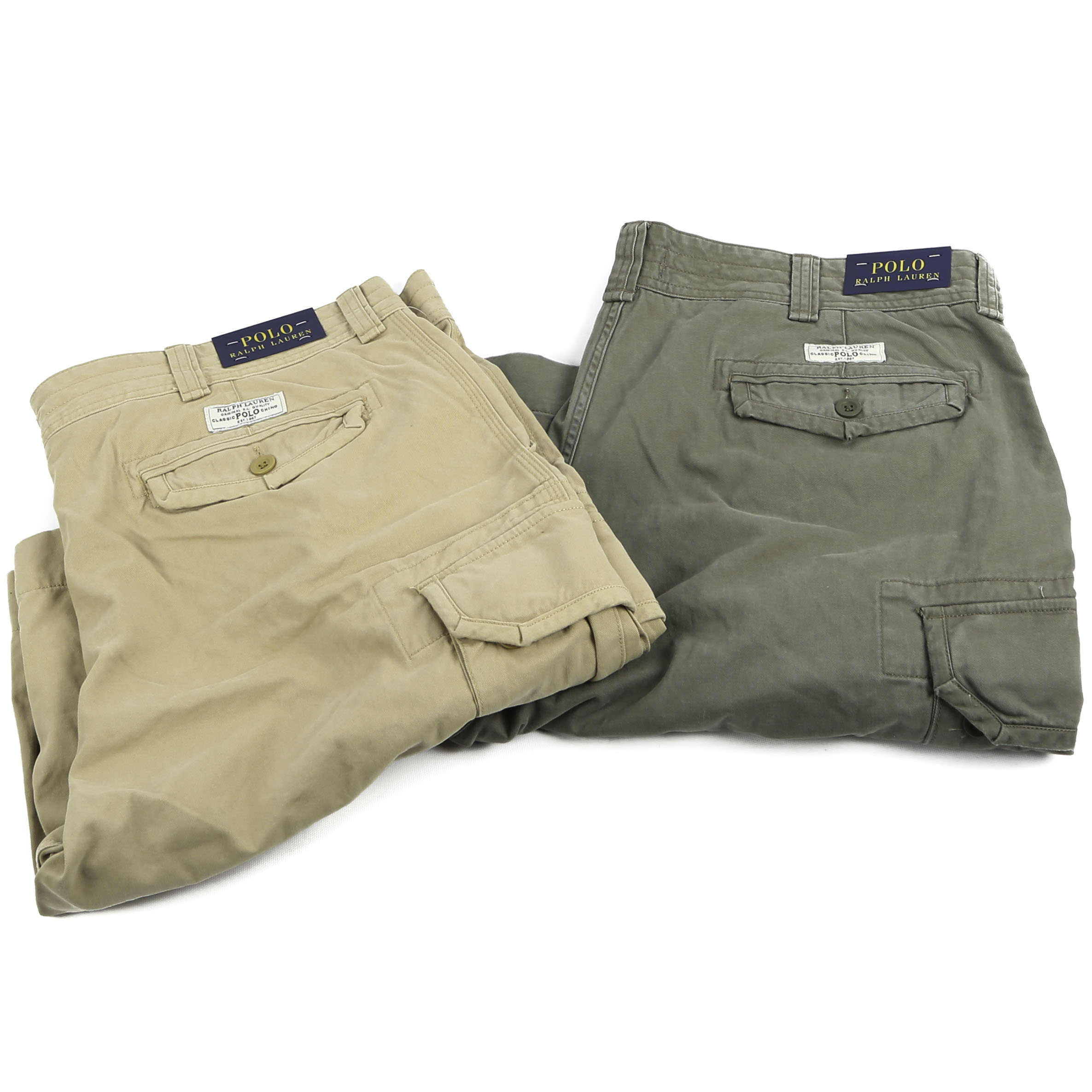 Polo Lauren Classic Shorts Ralph Chino Men's 80wXnPkO