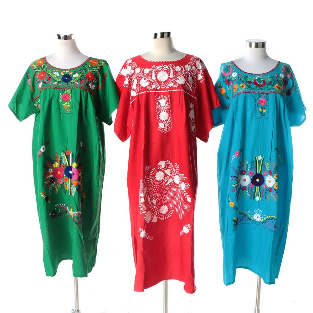 Mexican Folk Dress