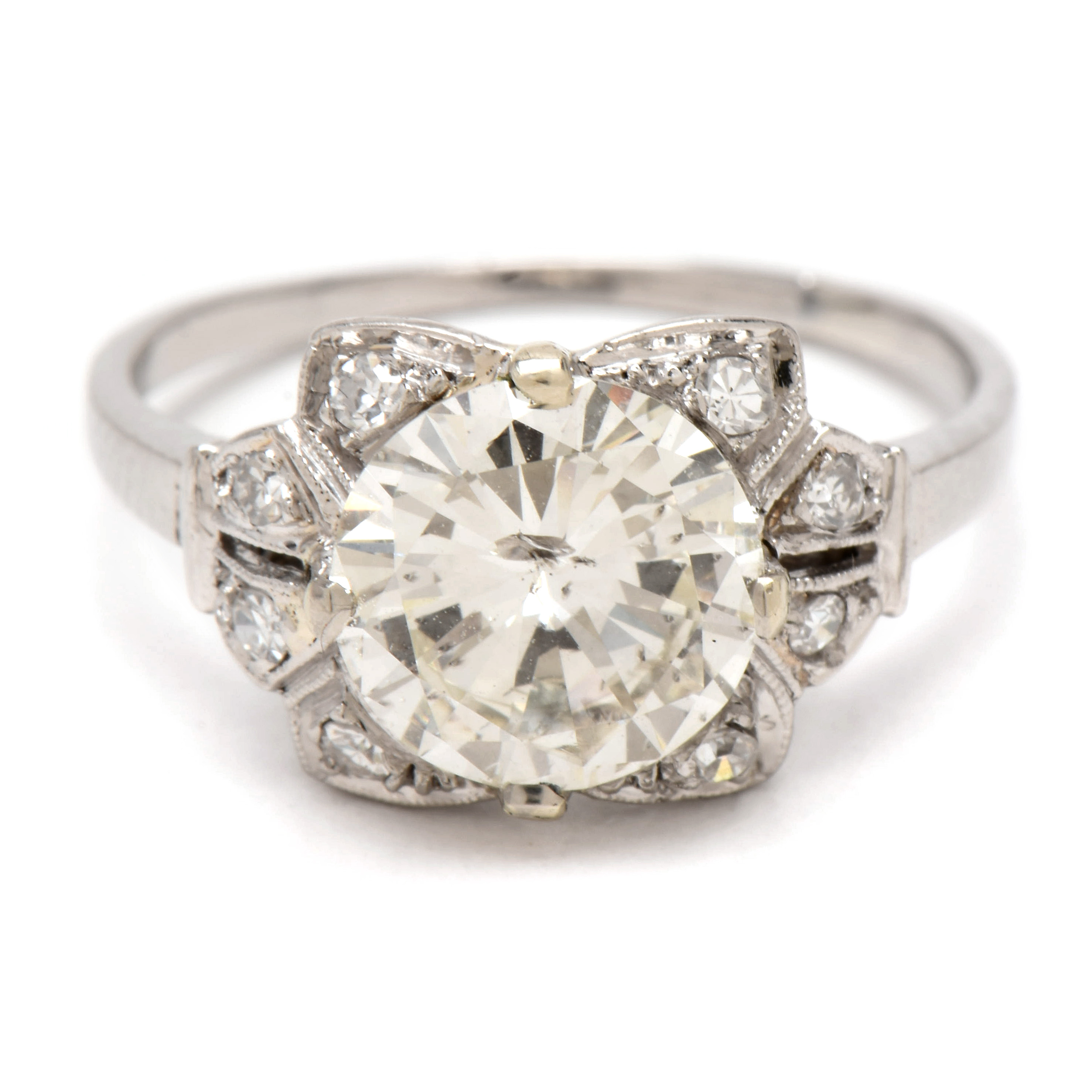 Vintage Designer Rings Engagement Ring Auctions Online Ring