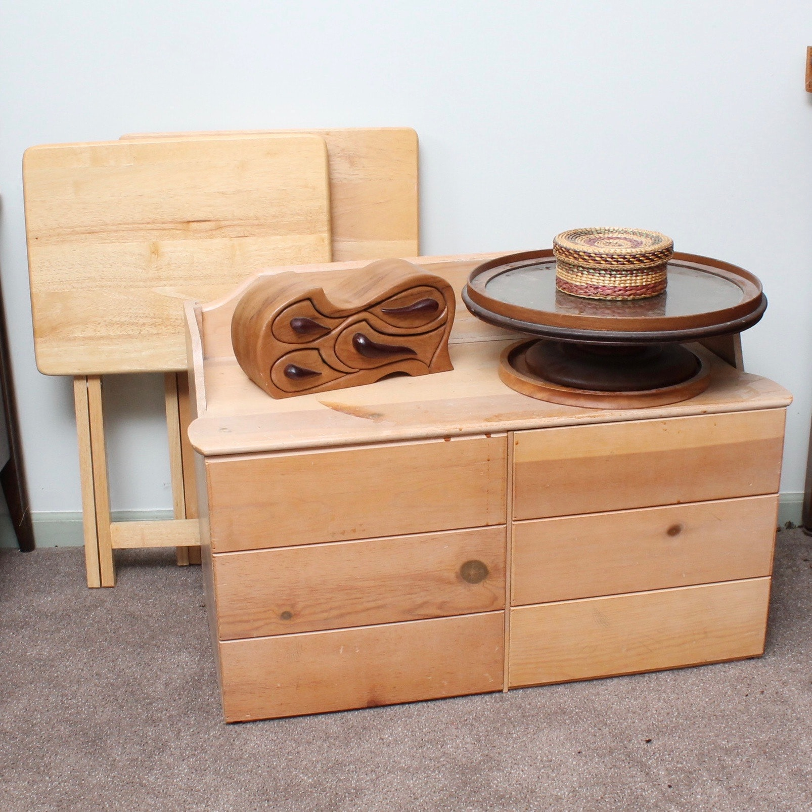 Wooden Furniture and Decor