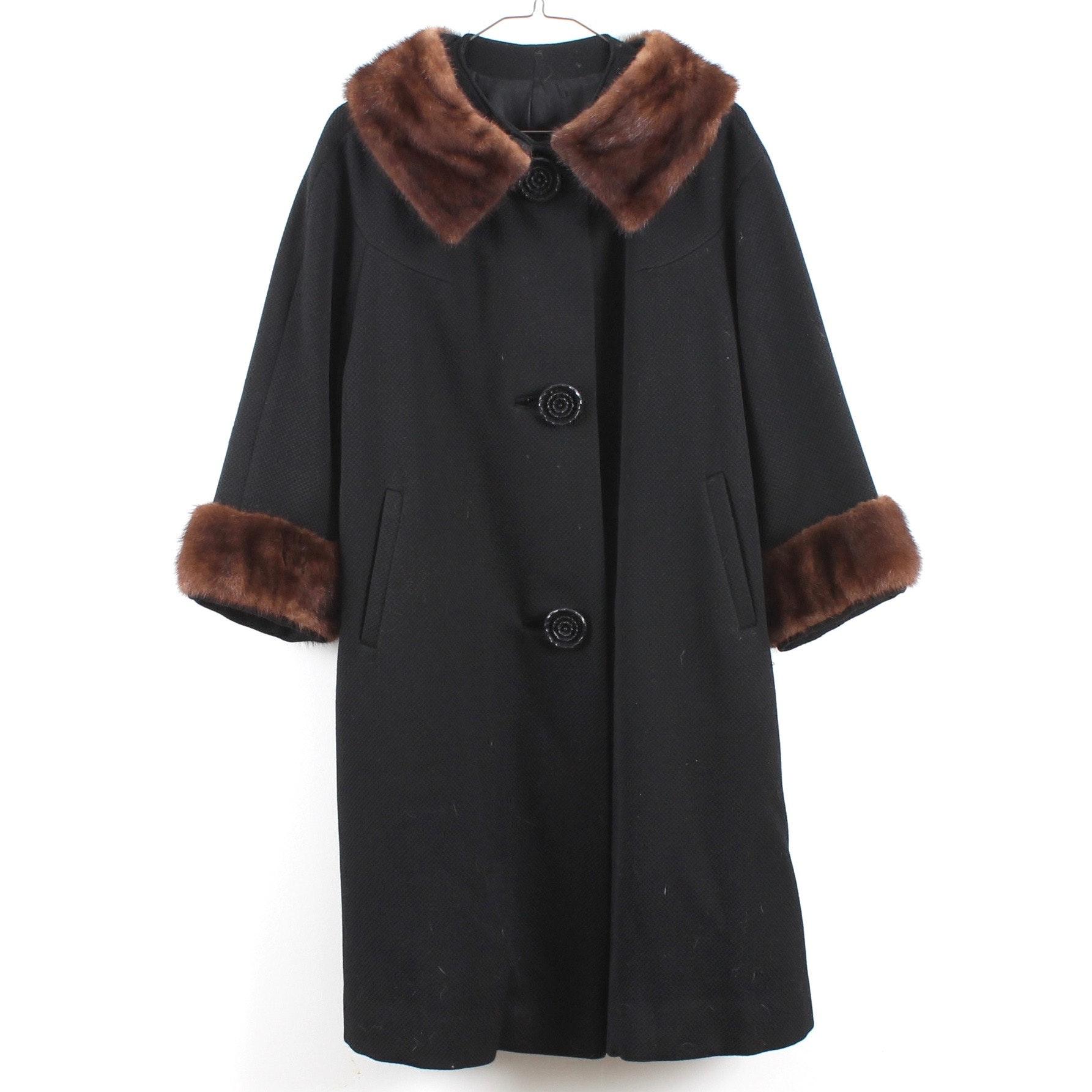 Vintage Forstmann Women's Coat