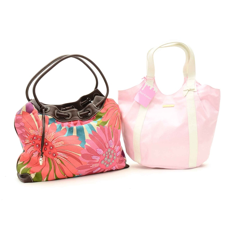 c2c63bc2248 Vibrant Handbags by Juicy Couture and Brighton : EBTH