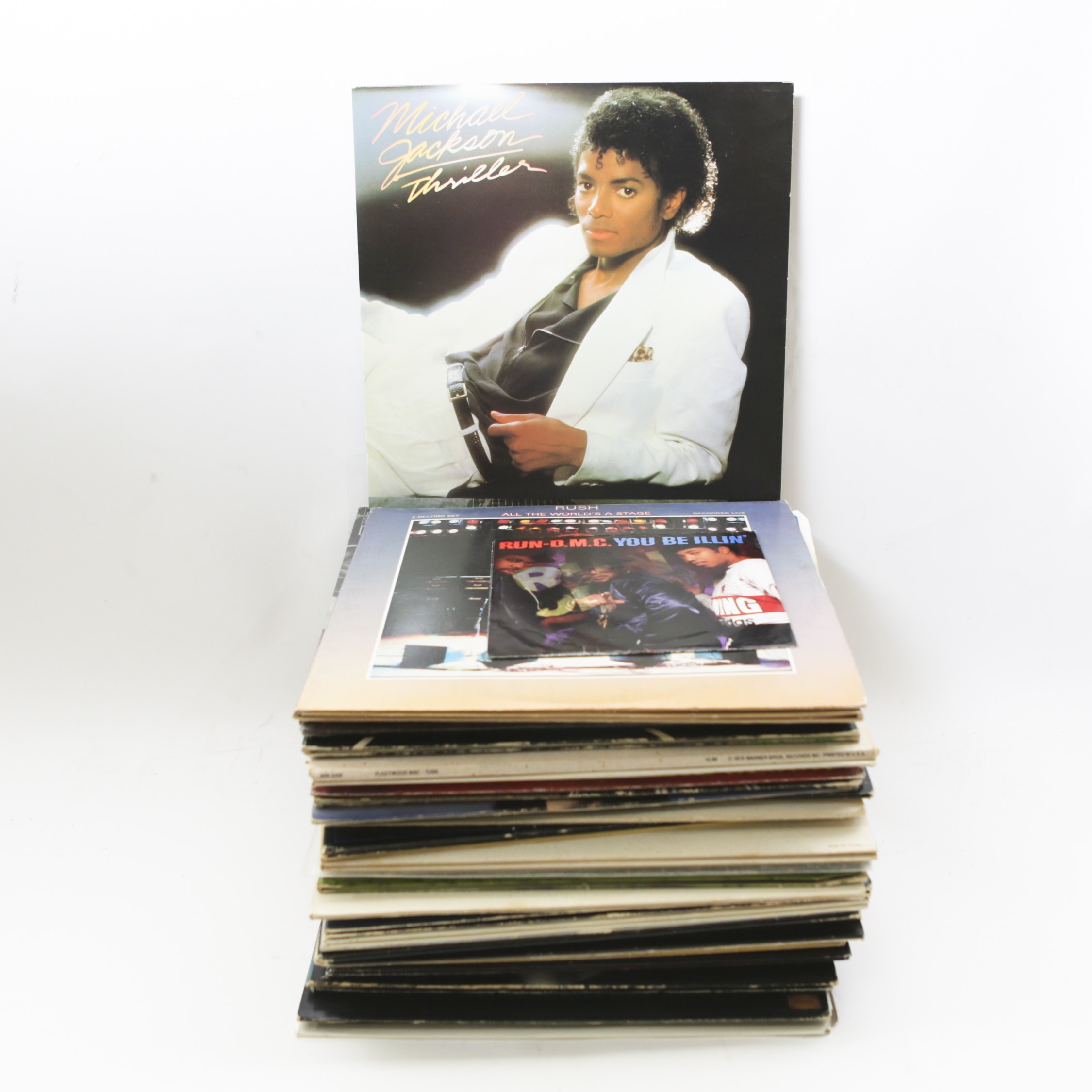 Michael Jackson, Fleetwood Mac, Elvis Costello, The Kinks and Other Records
