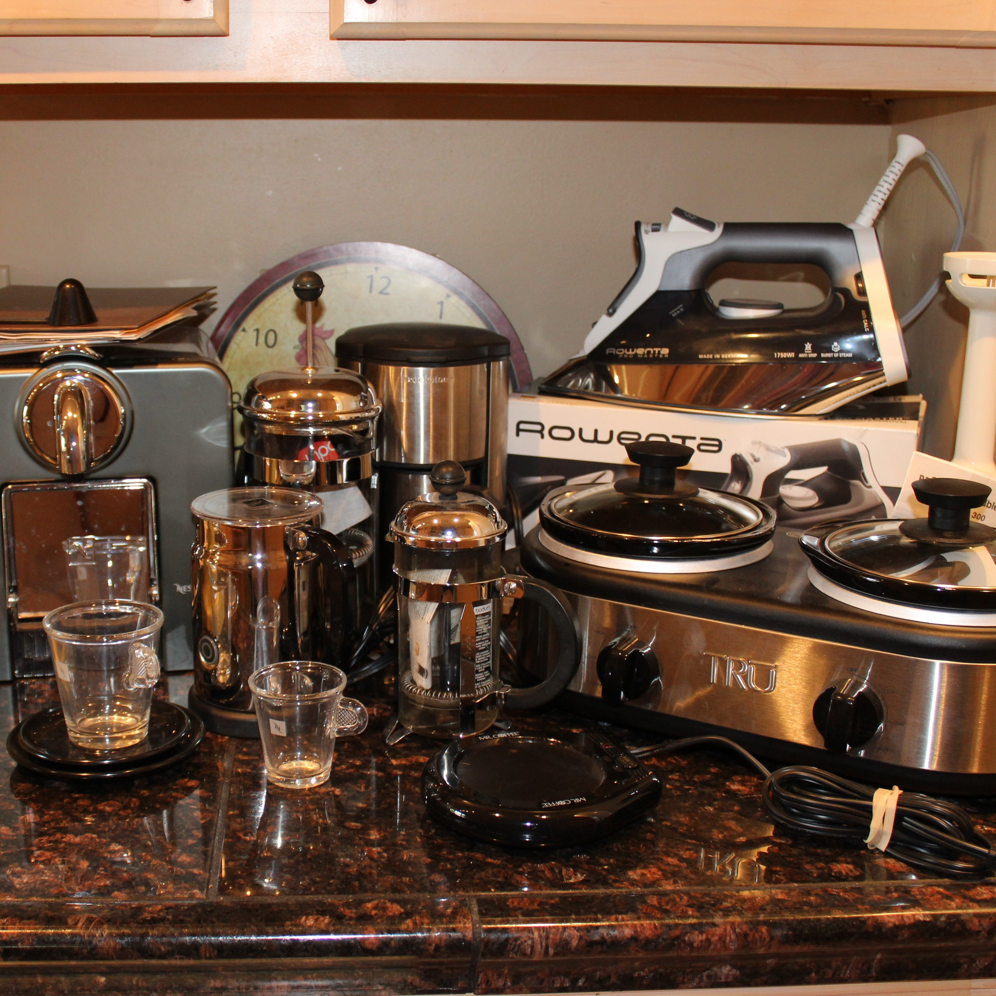 Small Kitchen Appliance Group