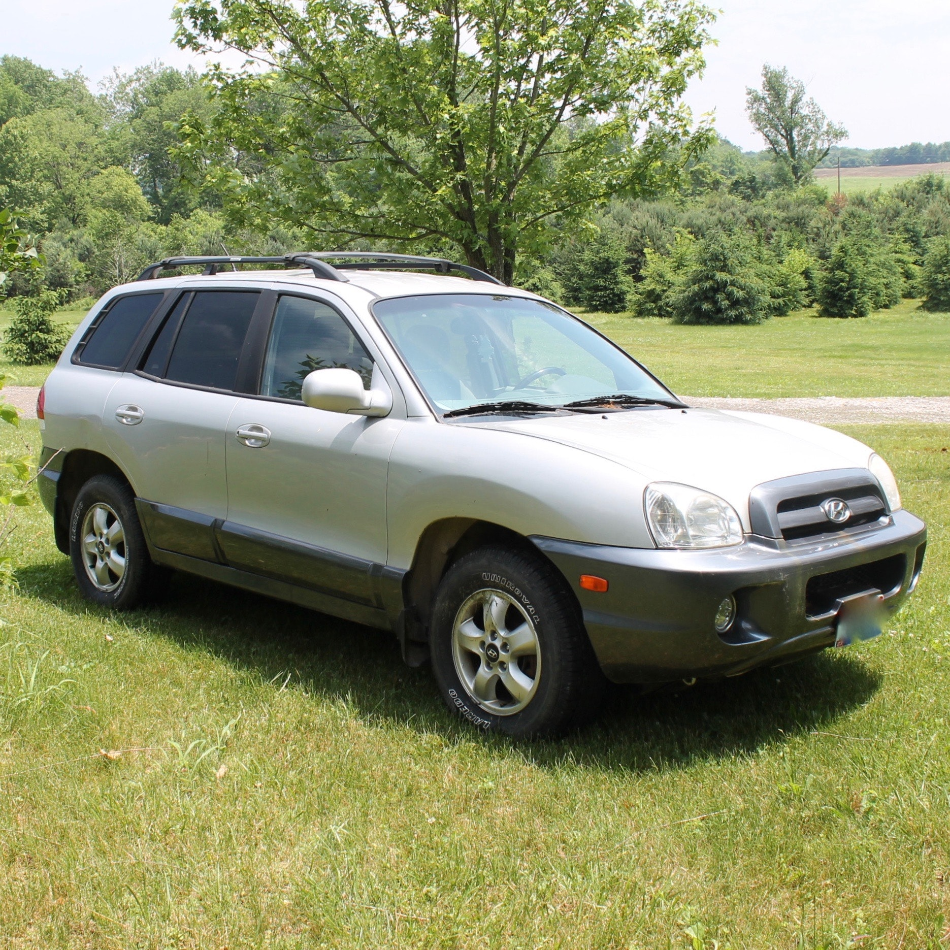 2006 Hyundai Santa Fe Compact Crossover SUV